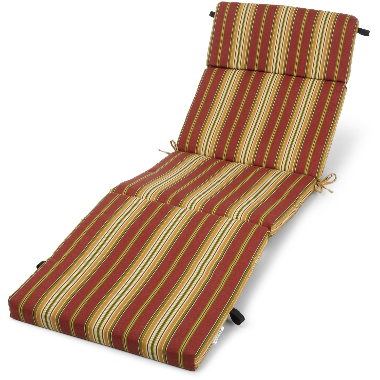 Outdoor Chaise Lounge Cushion – Free Shipping Today – Overstock With Well Known Outdoor Chaise Lounge Cushions (View 10 of 15)