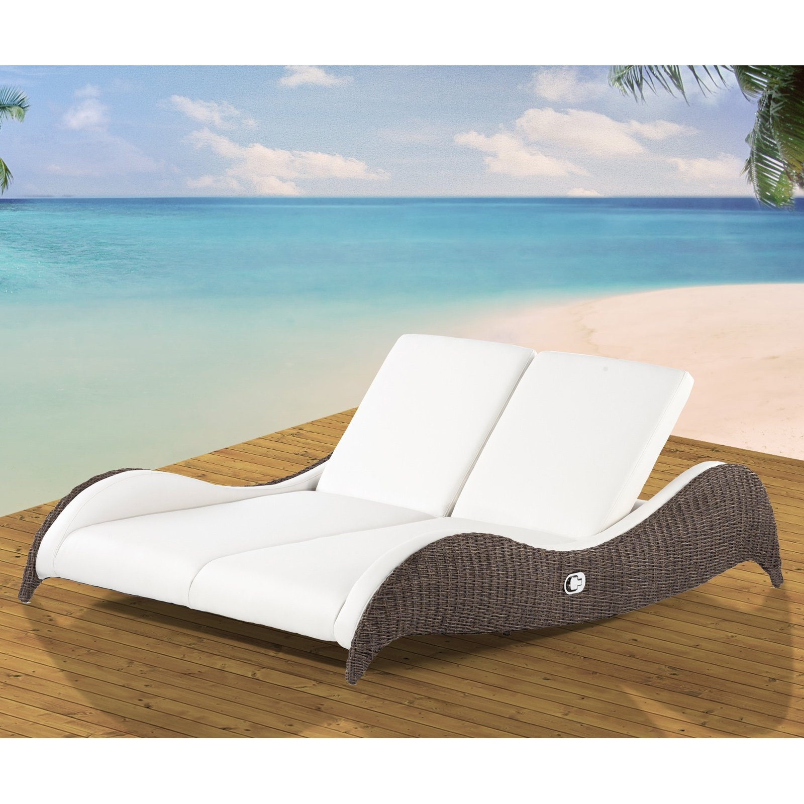Outdoor : Plastic Lounge Chairs Lowes Outdoor Chaise Lounge Inside Most Popular Modern Outdoor Chaise Lounge Chairs (View 5 of 15)