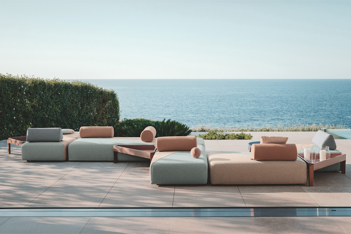 Outdoor Sofa Chairs Intended For Famous Best Outdoor Furniture: 15 Picks For Any Budget – Curbed (View 9 of 15)