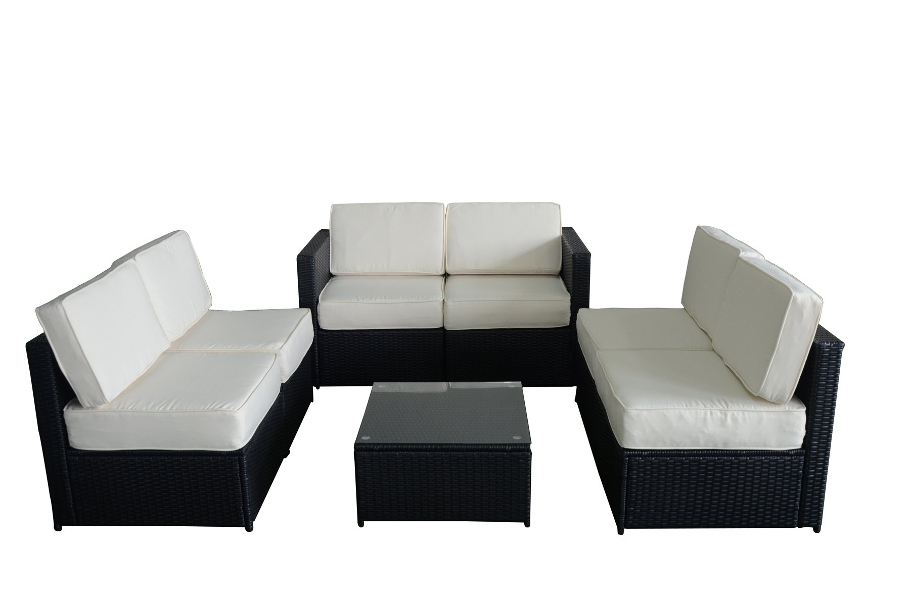 Outdoor Sofa Chairs Intended For Trendy Mcombo (View 7 of 15)