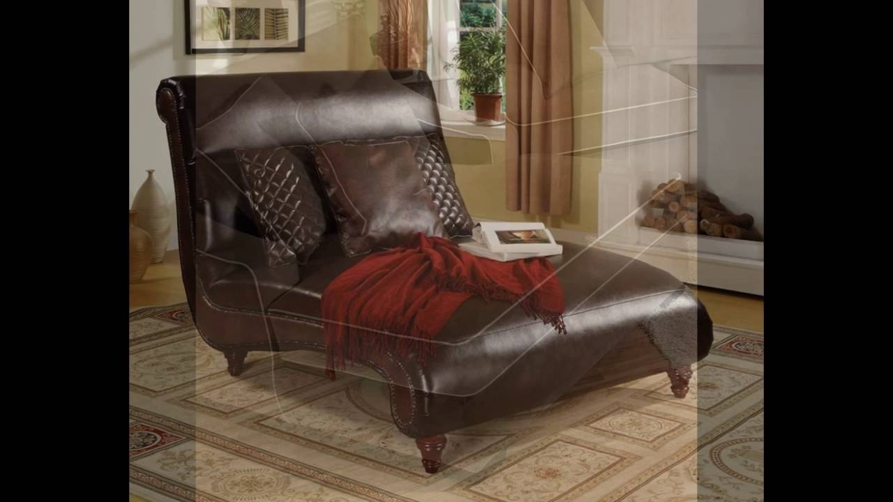 Oversized Chaise Lounge – Youtube Pertaining To Trendy Oversized Chaises (View 5 of 15)