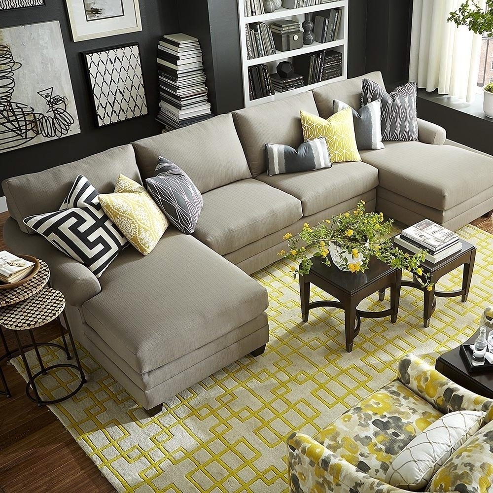 Oversized Sectional With In (View 13 of 15)
