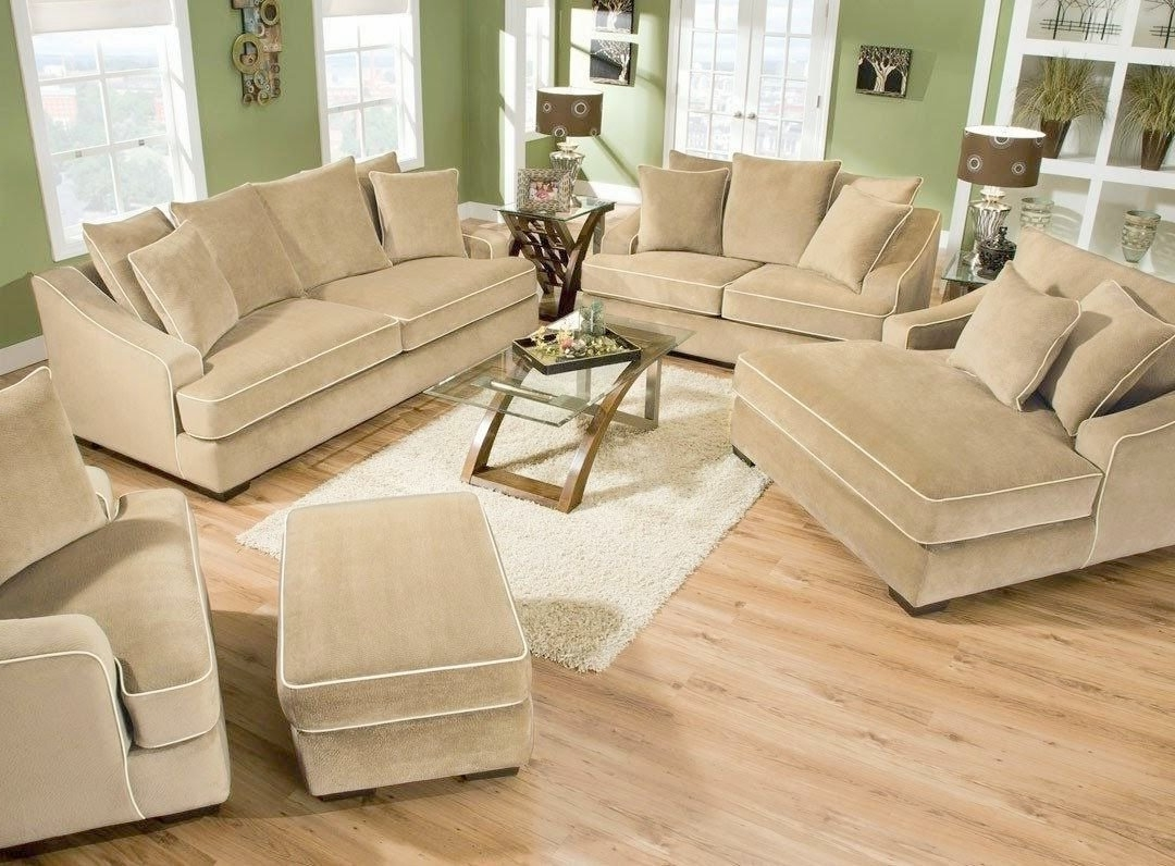 Oversized Sofa Chairs In Recent Oversized Sectional Sofa Furniture — Awesome Homes : Super (View 9 of 15)