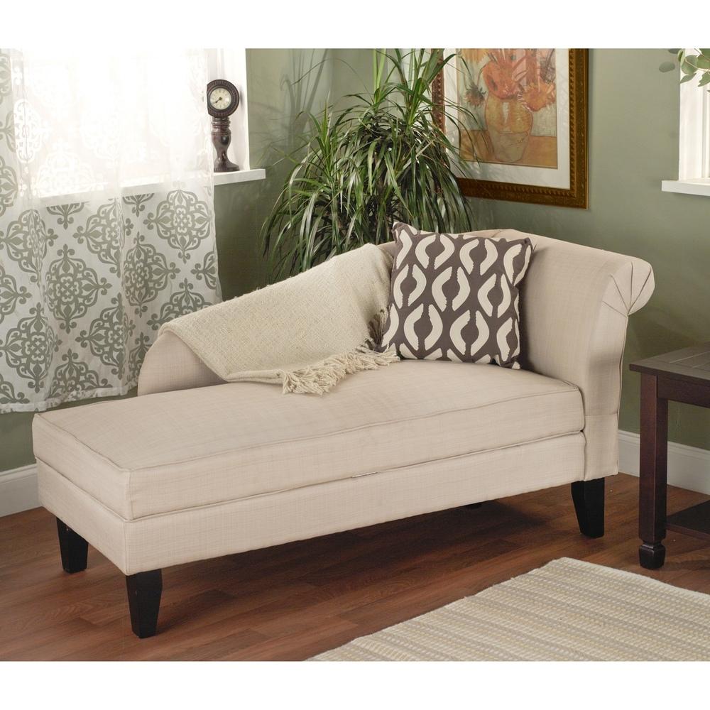Overstock Chaises Regarding Popular Another Great Master Bedroom Sitting Area Idea! Leena Storage (View 5 of 15)
