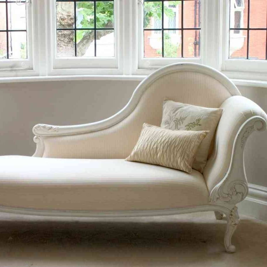 Oviedo Leather Chaise Lounge Vintage Cigar Indoor Lounge Chair In Most Up To Date White Indoor Chaise Lounges (View 3 of 15)