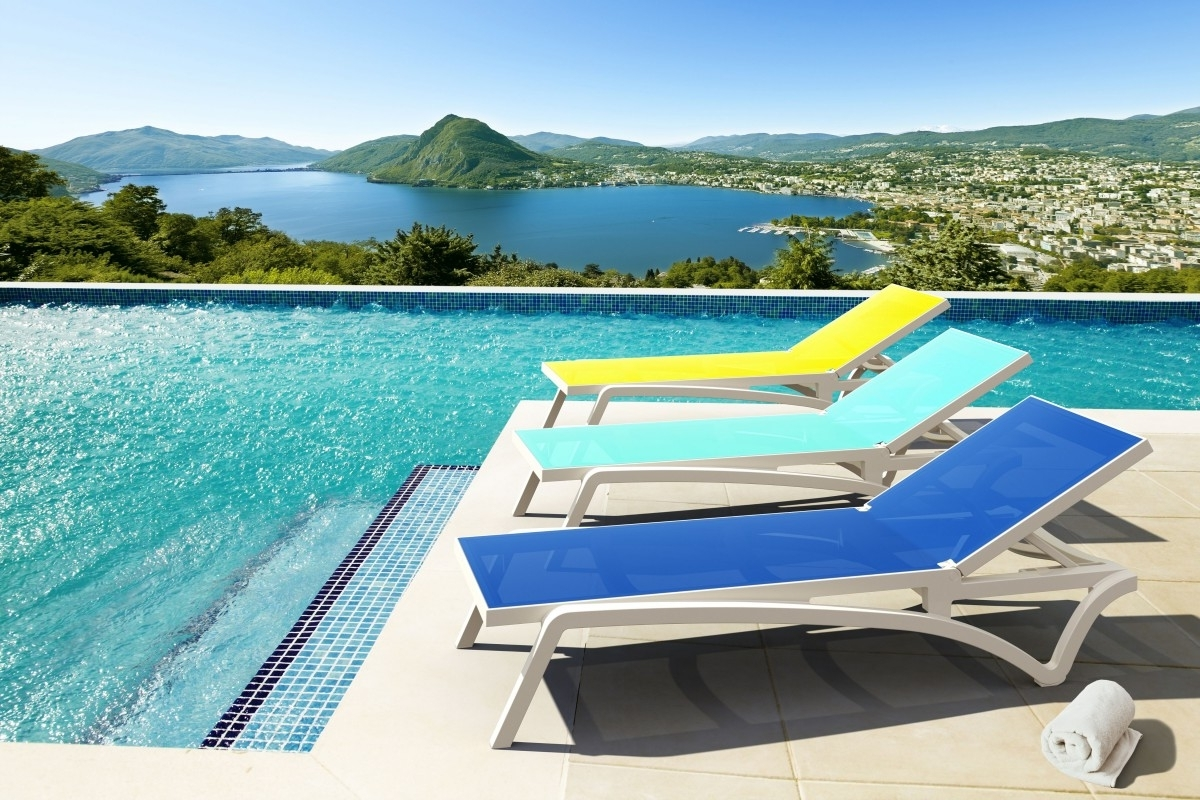 Pacific Pool Chaise Lounge Is Here (View 11 of 15)