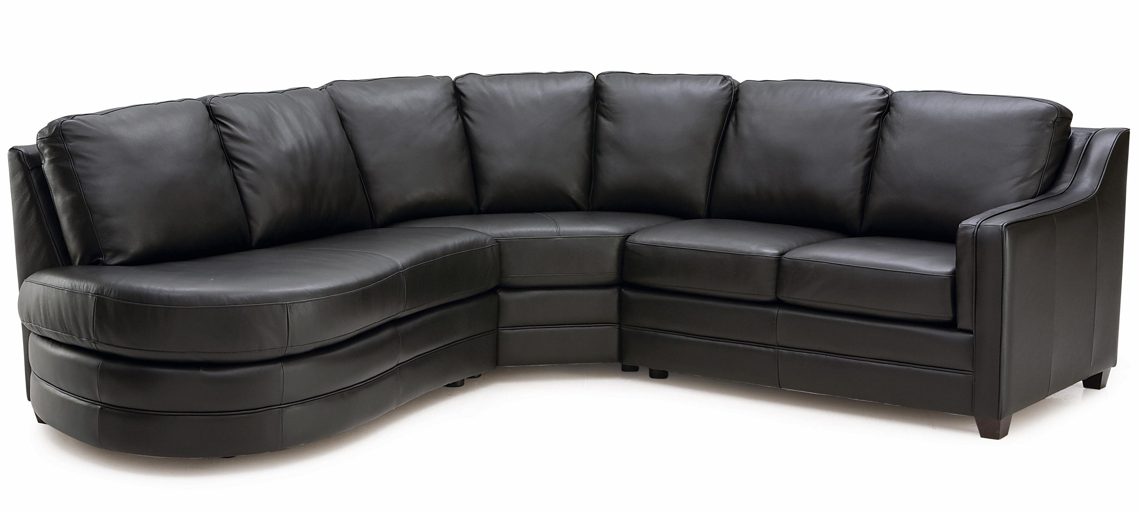 Palliser Corissa Contemporary Sectional Sofa – Ahfa – Sofa Intended For Fashionable Evansville In Sectional Sofas (View 12 of 15)