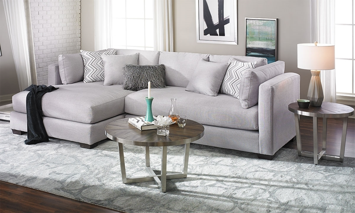 Parker Oversized Contemporary Sectional Sofa (View 14 of 15)