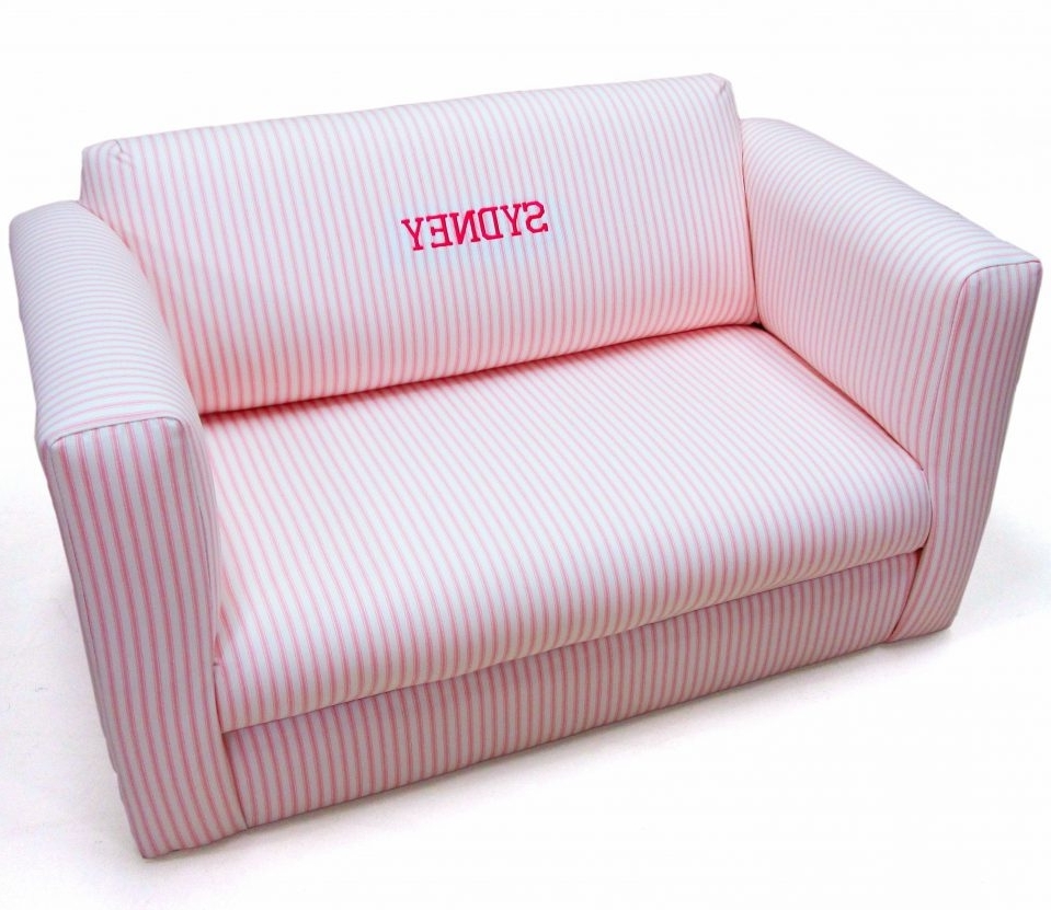 Personalized Kids Chairs And Sofas Inside Fashionable Uncategorized : Personalized Kids Chairs For Amazing Kids Sofa (View 2 of 15)