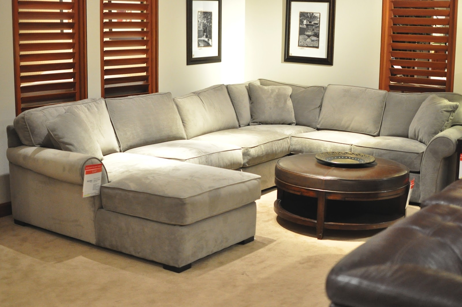 Phoenix Sectional Sofas For Trendy Not So Newlywed Mcgees: Shopping For A Sectional (View 8 of 15)