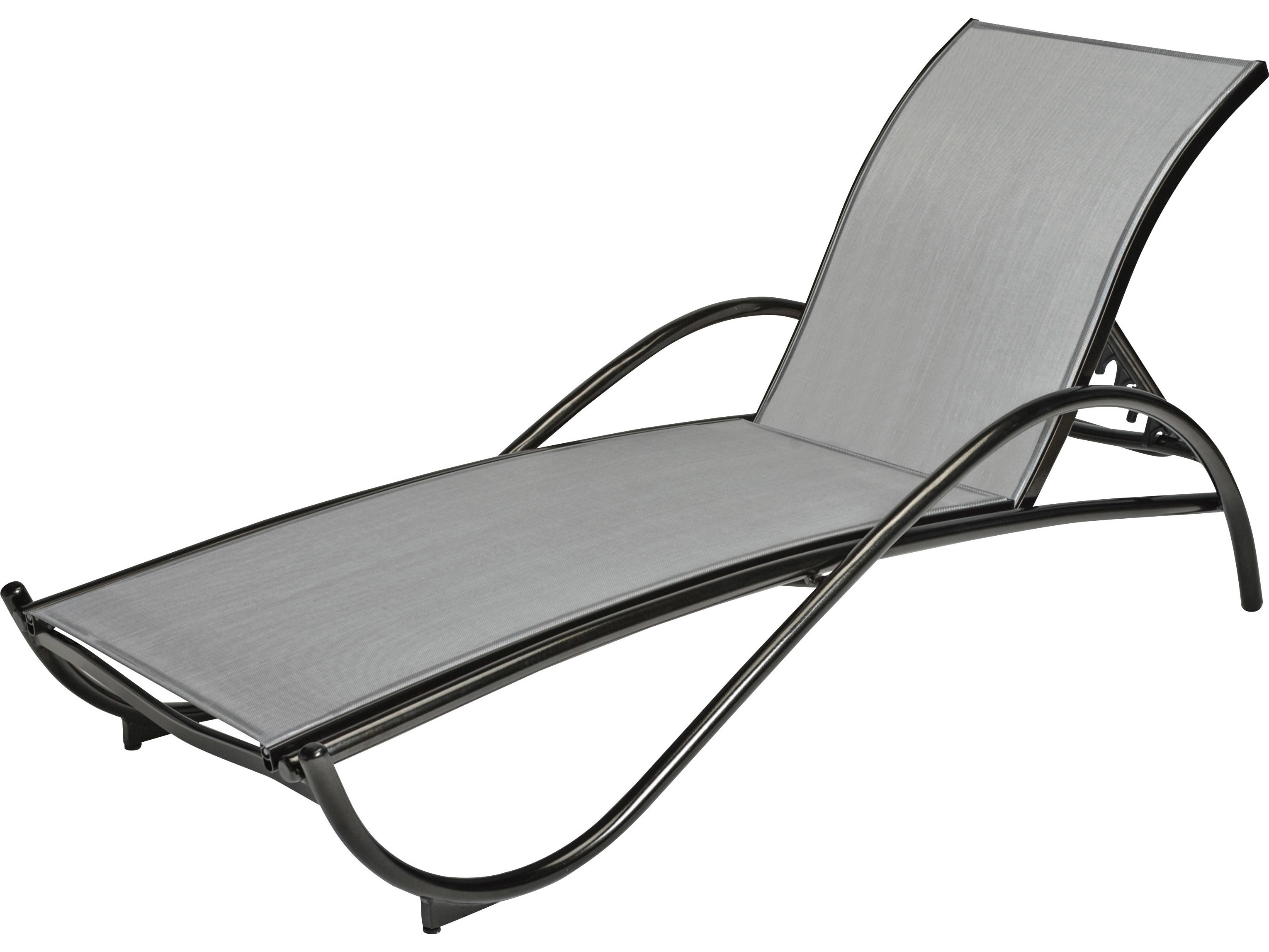 Picture 4 Of 38 – Lounge Outdoor Chairs Elegant Woodard Tribeca Intended For Most Up To Date Aluminum Chaise Lounges (View 11 of 15)