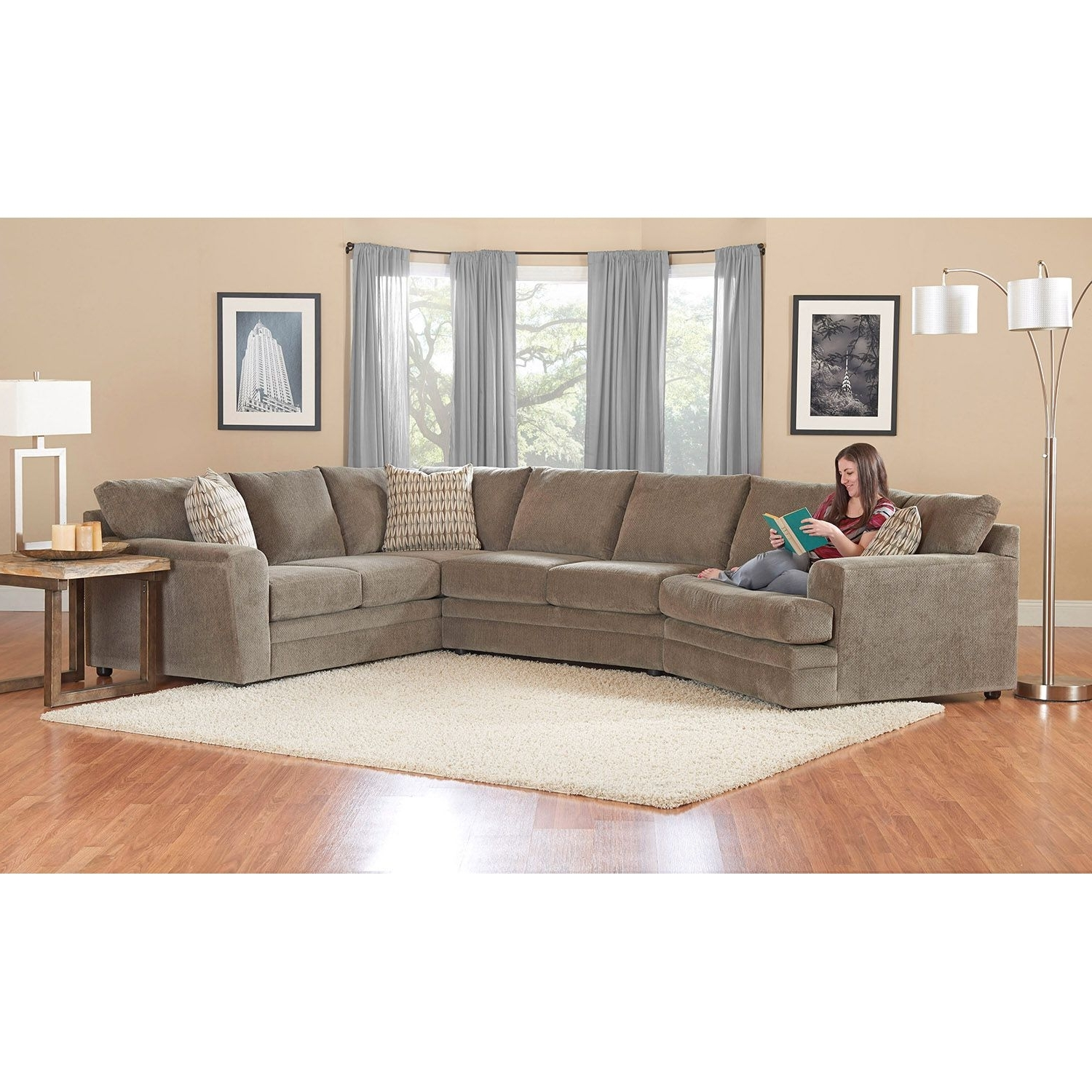 Featured Photo of Sectional Sofas At Sam's Club