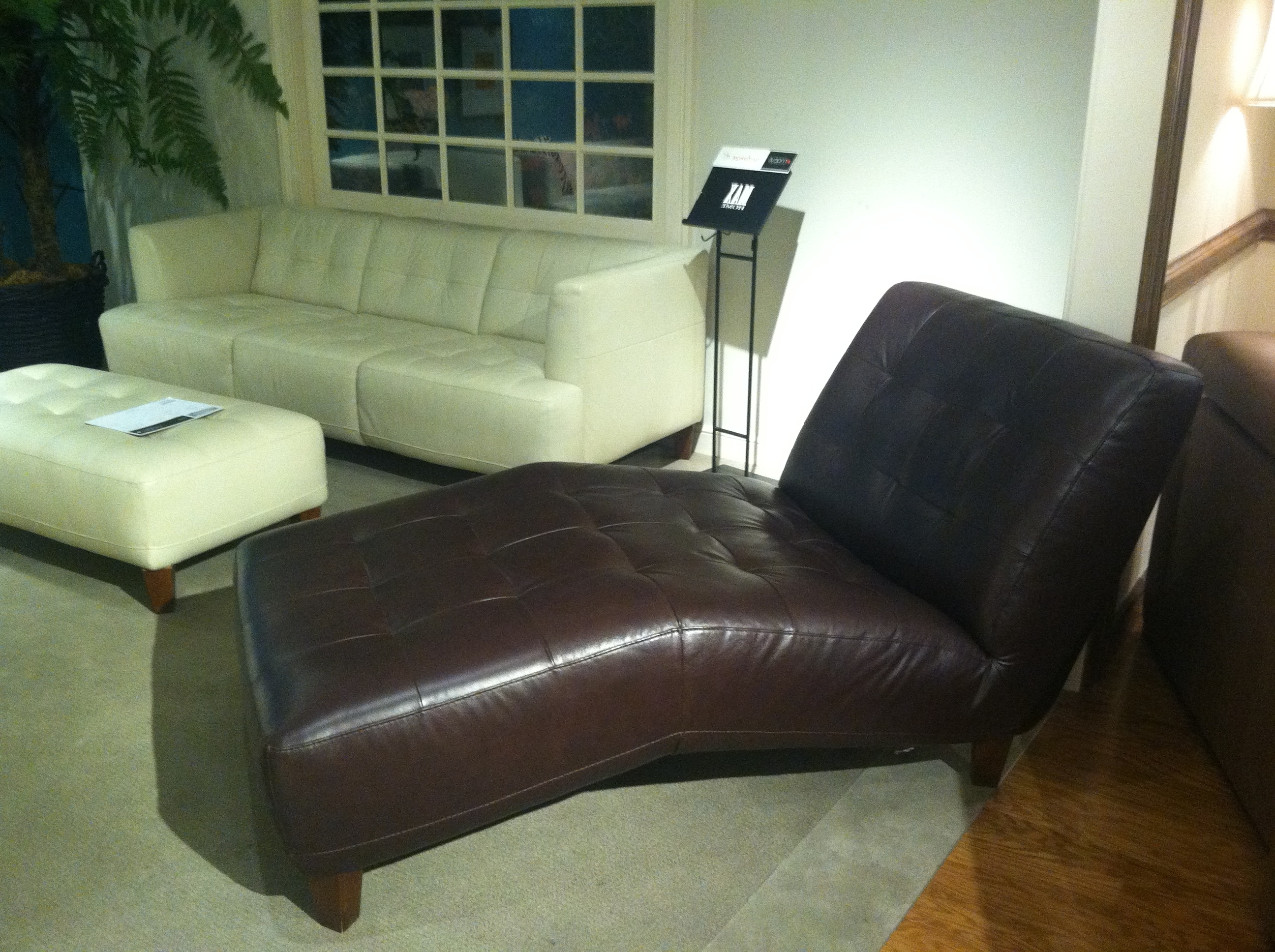 Pinterest Within Brown Leather Chaises (View 6 of 15)