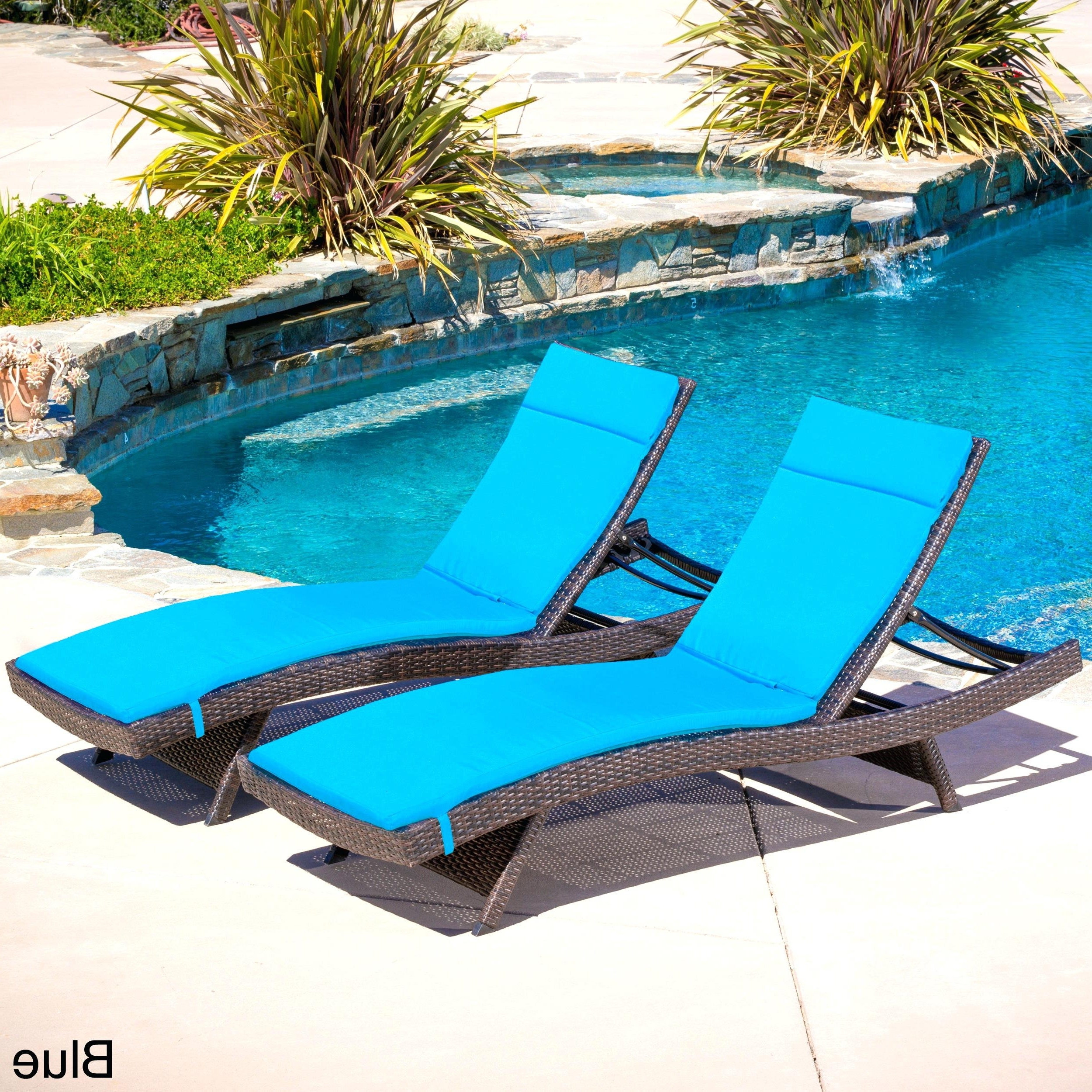 Popular Articles With Navy Blue Outdoor Chaise Lounge Tag Interesting Best Within Pool Chaises (View 12 of 15)