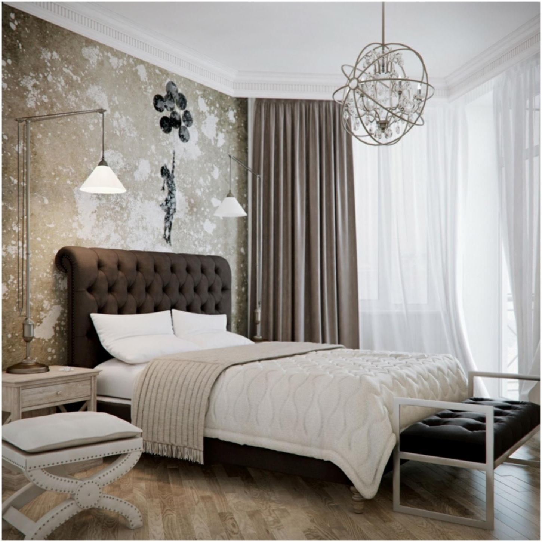 Popular Black Chandelier Bedroom – House Designs Photos Inside Black Chandelier Bedroom (View 14 of 15)