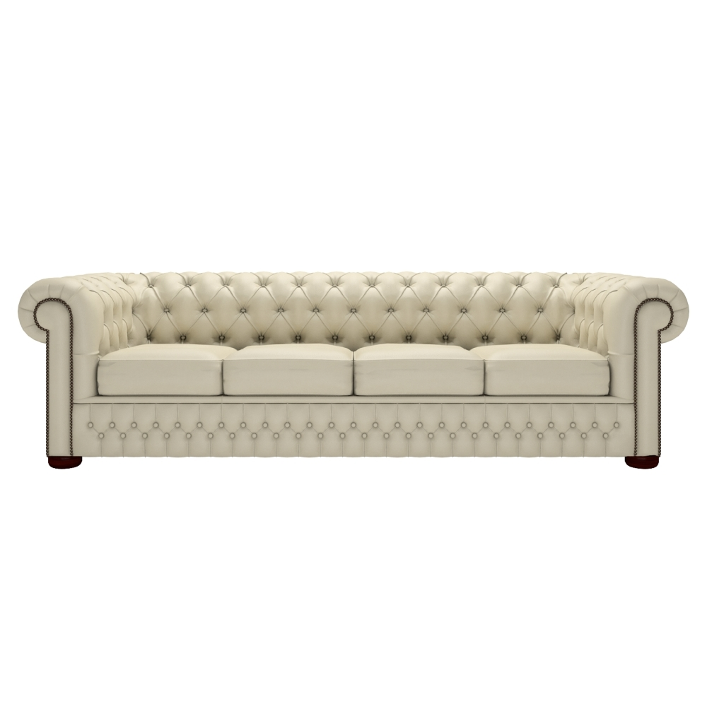Popular Buy A 4 Seater Chesterfield Sofa At Sofassaxon With 4 Seater Sofas (View 14 of 15)