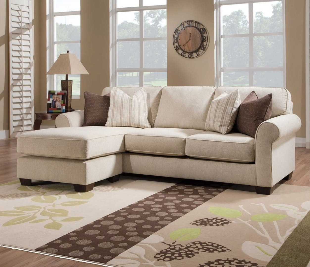 Popular Canada Sectional Sofas For Small Spaces For Small Modern Sofa, Contemporary Sofas And Couches Small (View 9 of 15)