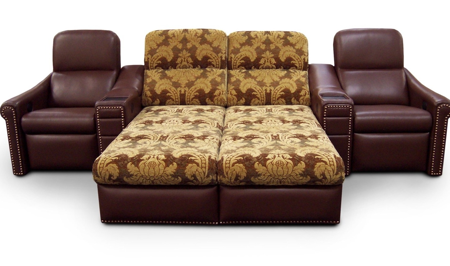 Popular Chaise Recliner Chairs Pertaining To Recliner : Lane Oversized Recliner Chairs Amazing Leather (View 14 of 15)