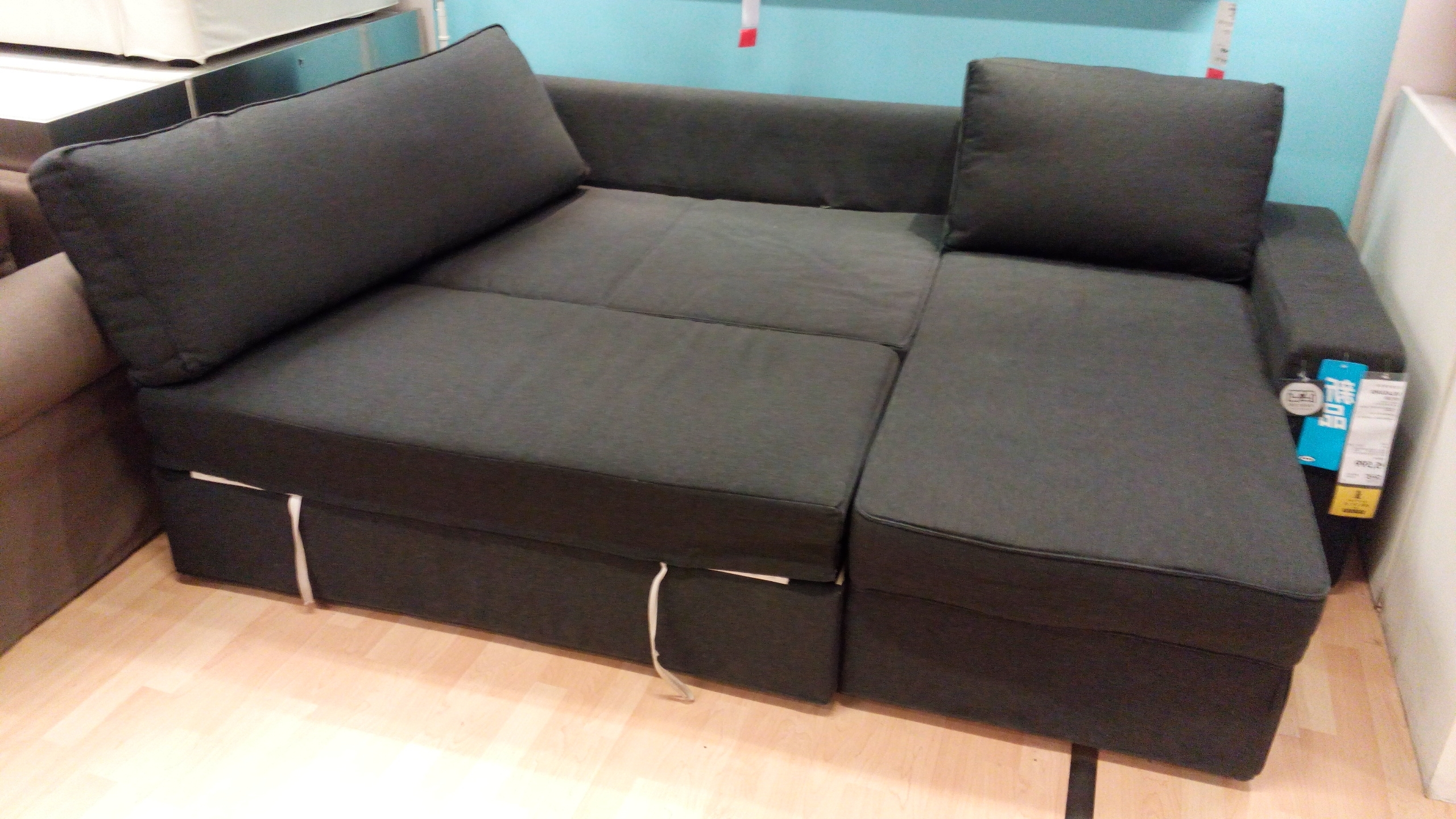 Popular Chaise Sofa Beds With Regard To Ikea Vilasund And Backabro Review – Return Of The Sofa Bed Clones! (View 12 of 15)