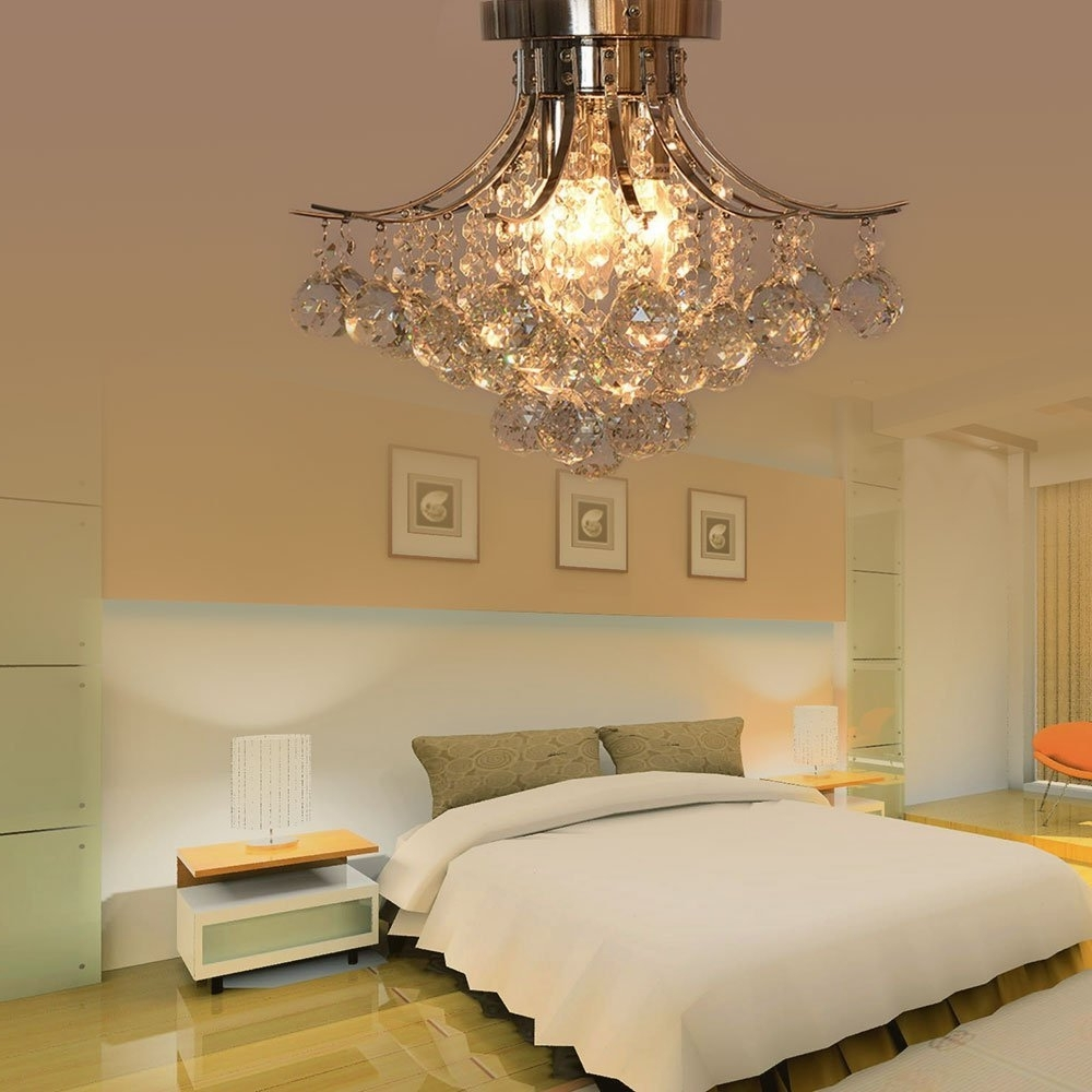 Popular Chandelier Lights For Living Room Regarding Living Room : Crystal Chandelier Light Fixture Linear Crystal (View 13 of 15)