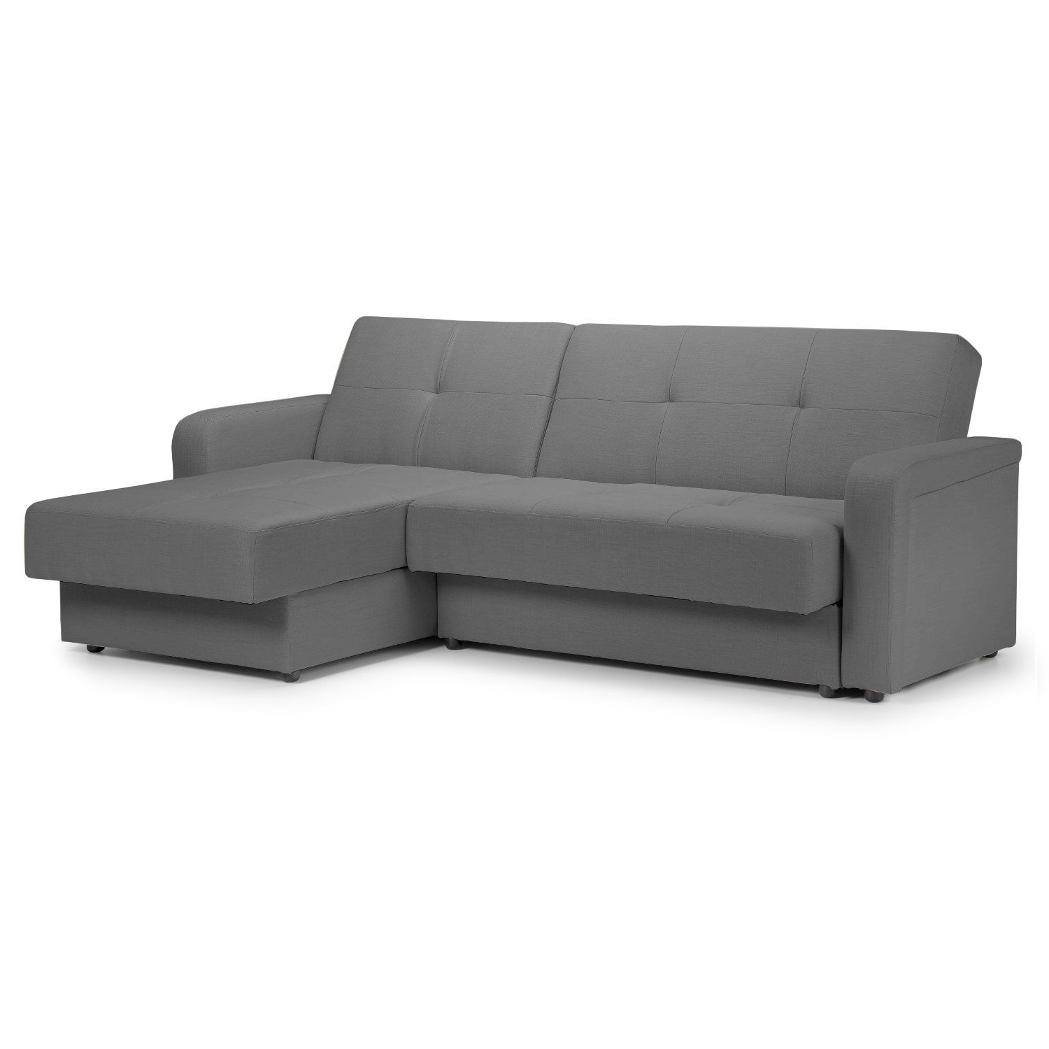 Popular Corner Sofa Beds With Chaise With Florida Fabric Corner Chaise Sofa Bed – Next Day Delivery Florida (View 14 of 15)