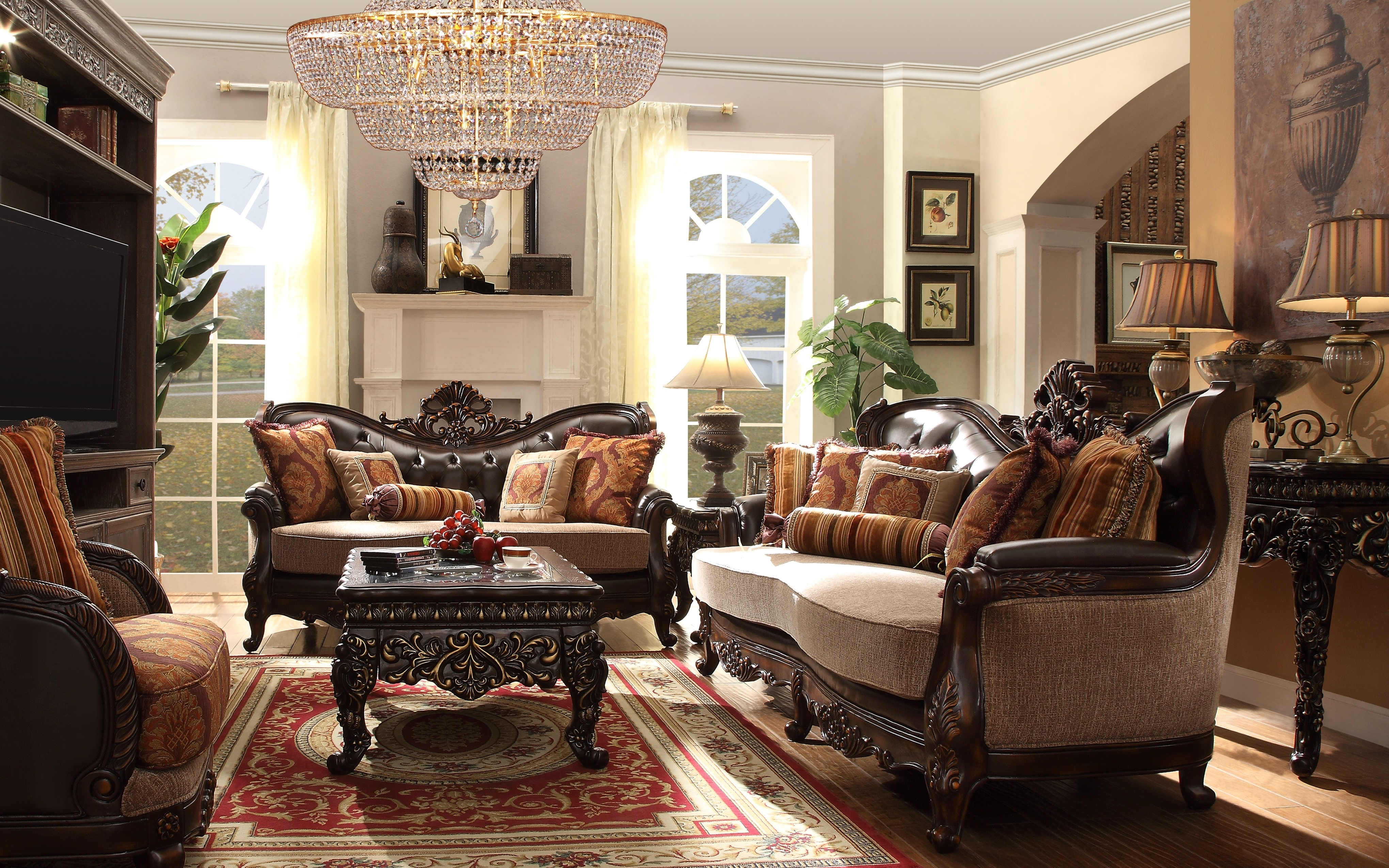 Popular Country Sofas And Chairs Throughout Indian Wooden Sofa Designs Contemporary Living Room Sectionals (View 4 of 15)
