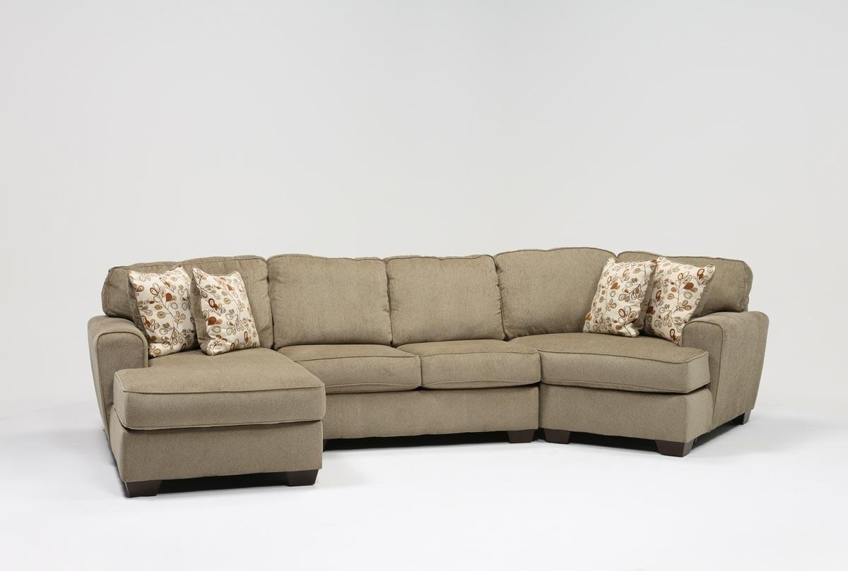 Popular Cuddler Chaises Pertaining To Latest Trend Of Sectional Sofa With Cuddler Chaise 81 In Eco (View 4 of 15)