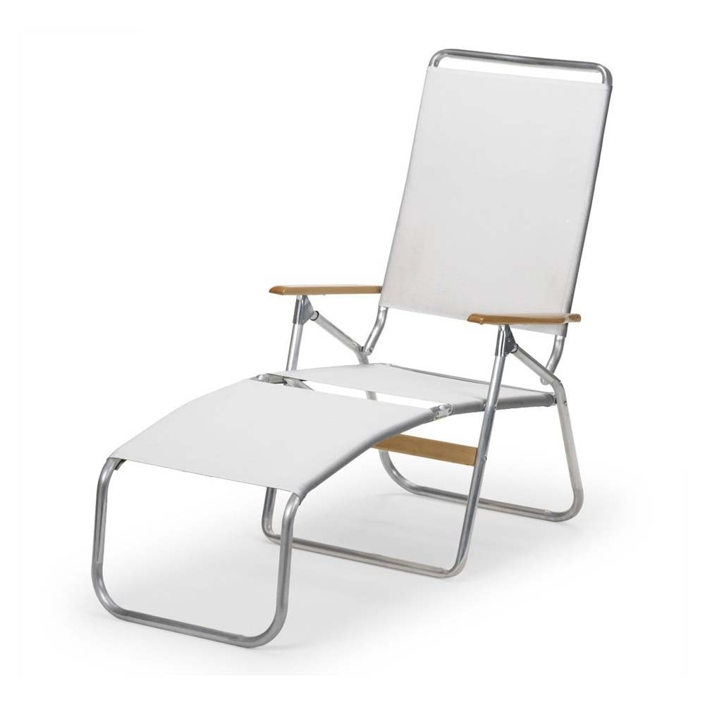 Popular Decoration In Folding Chaise Lounge With Telescope 821 Folding Regarding Foldable Chaise Lounge Outdoor Chairs (View 11 of 15)