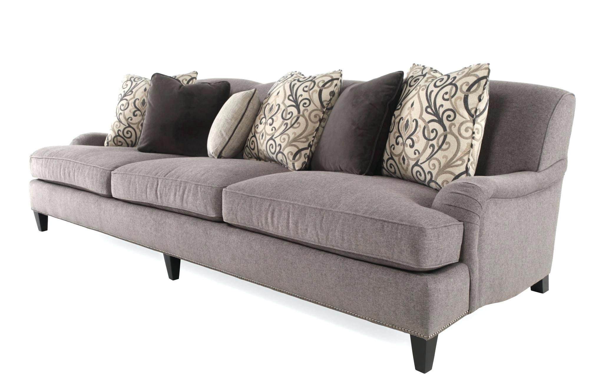 Popular Dillards Sectional Sofas Throughout Bernhardt Sofa Leather And Fabric Alisa Reviews La Paz Table (View 4 of 15)