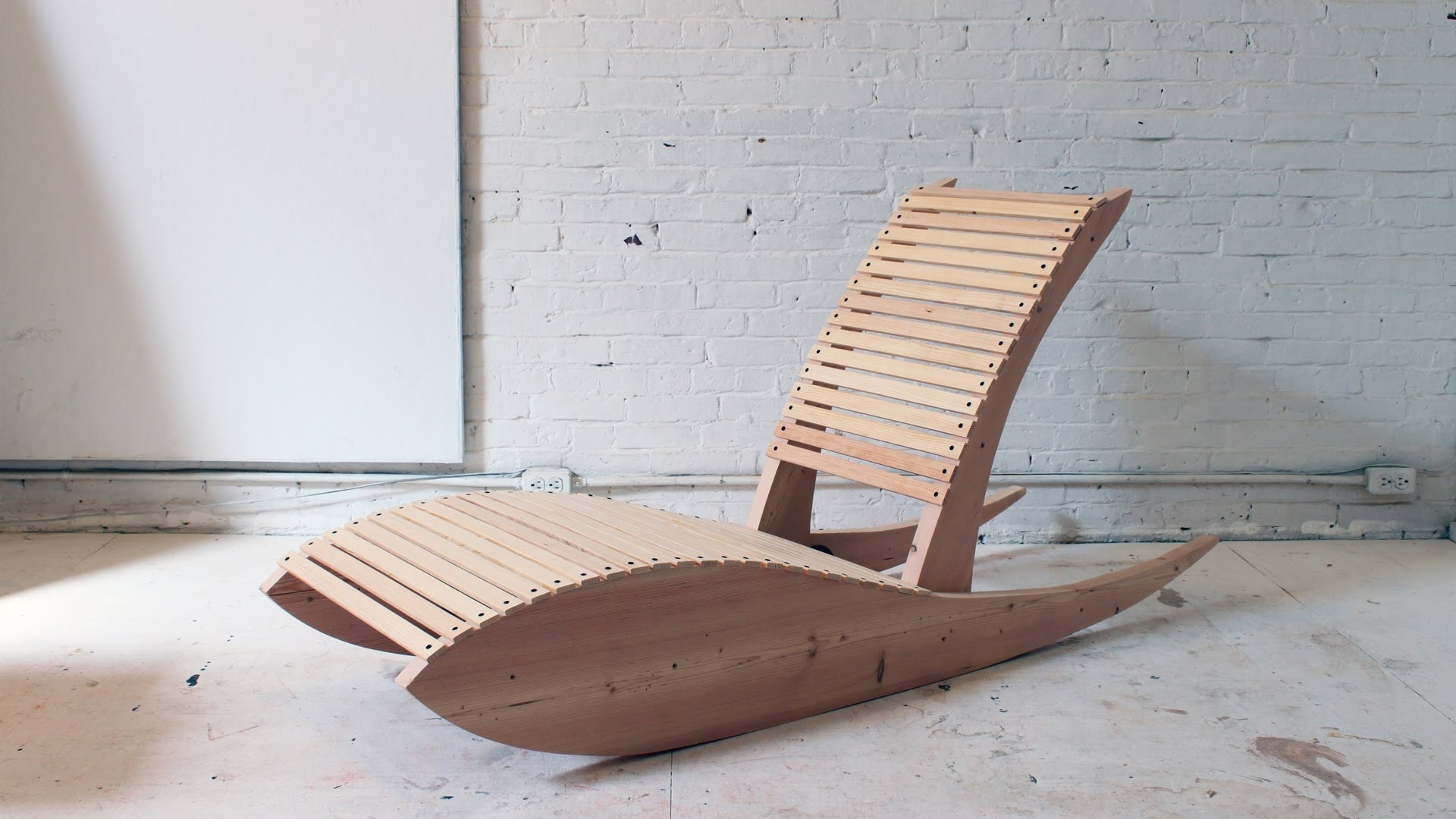 Popular Diy Chaise Lounges In Diy Rocking Lounge Chair  (View 11 of 15)