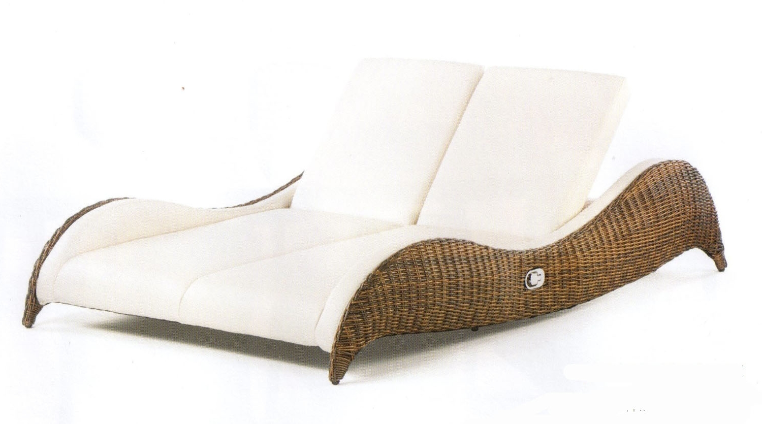 Popular Double Lounge Chairs And Billy Double Chaise Lounge Chair With Regard To Most Current Overstock Outdoor Chaise Lounge Chairs (View 8 of 15)