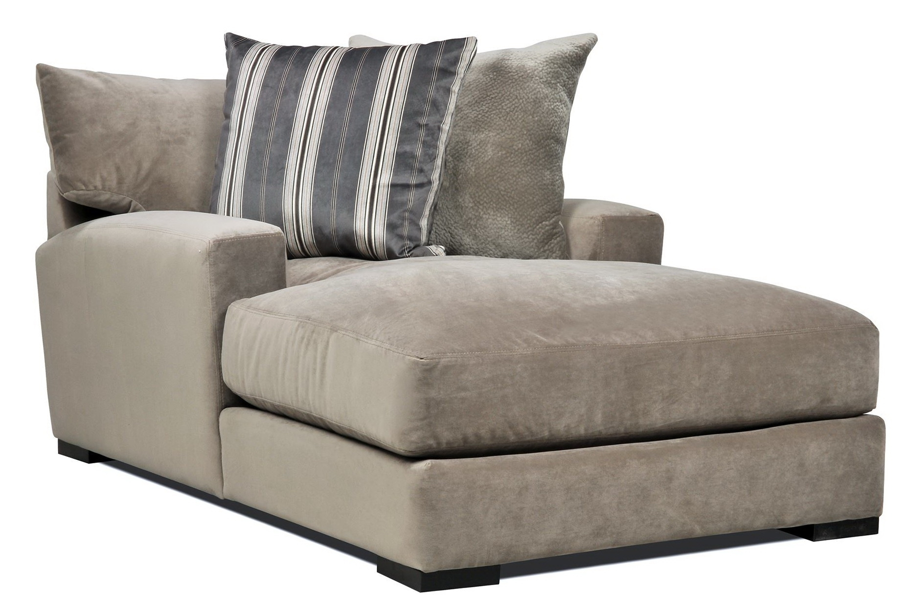 Popular Furniture: Chaise Lounge Couch (View 13 of 15)