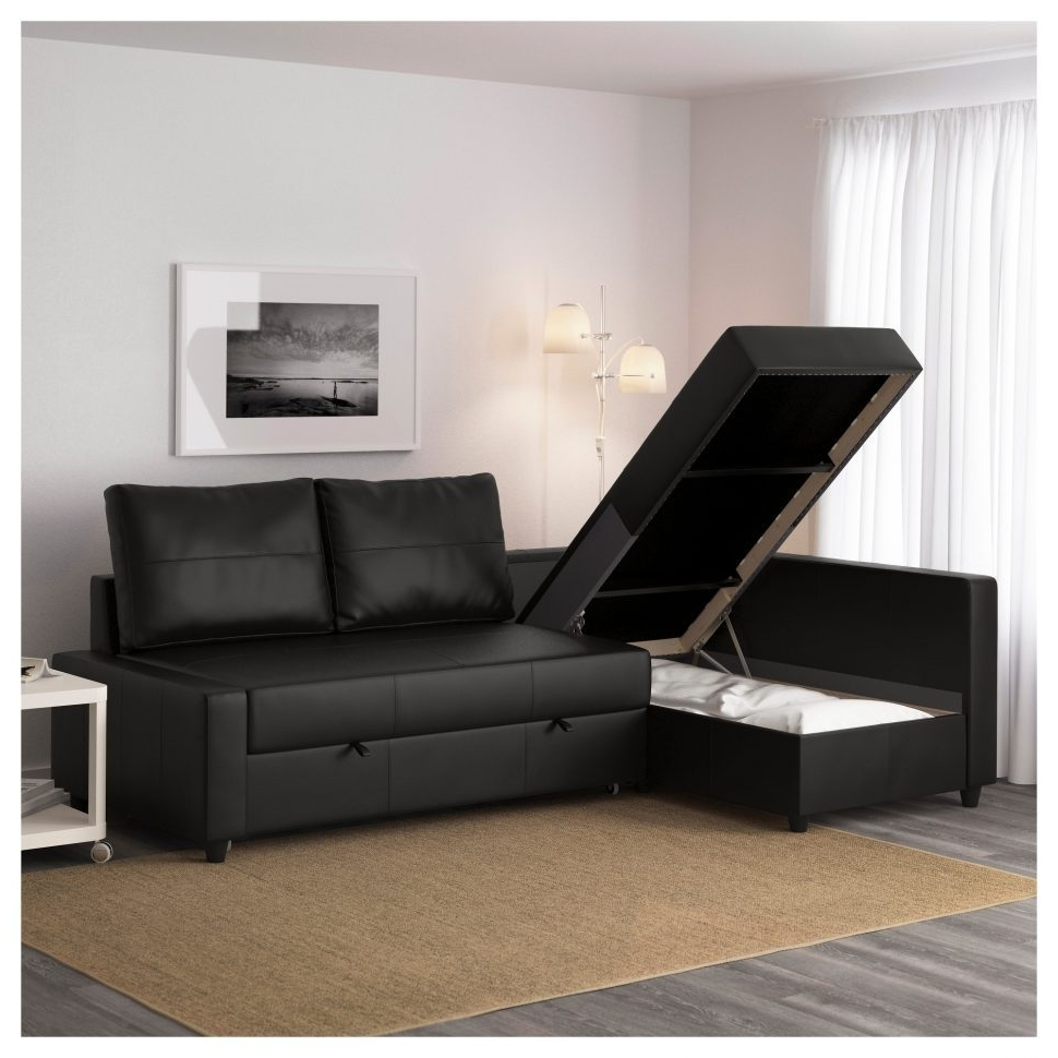 Popular Furniture : Leather Sectional With Chaise And Recliner Sectional With Regard To Chaises With Storage (View 5 of 15)