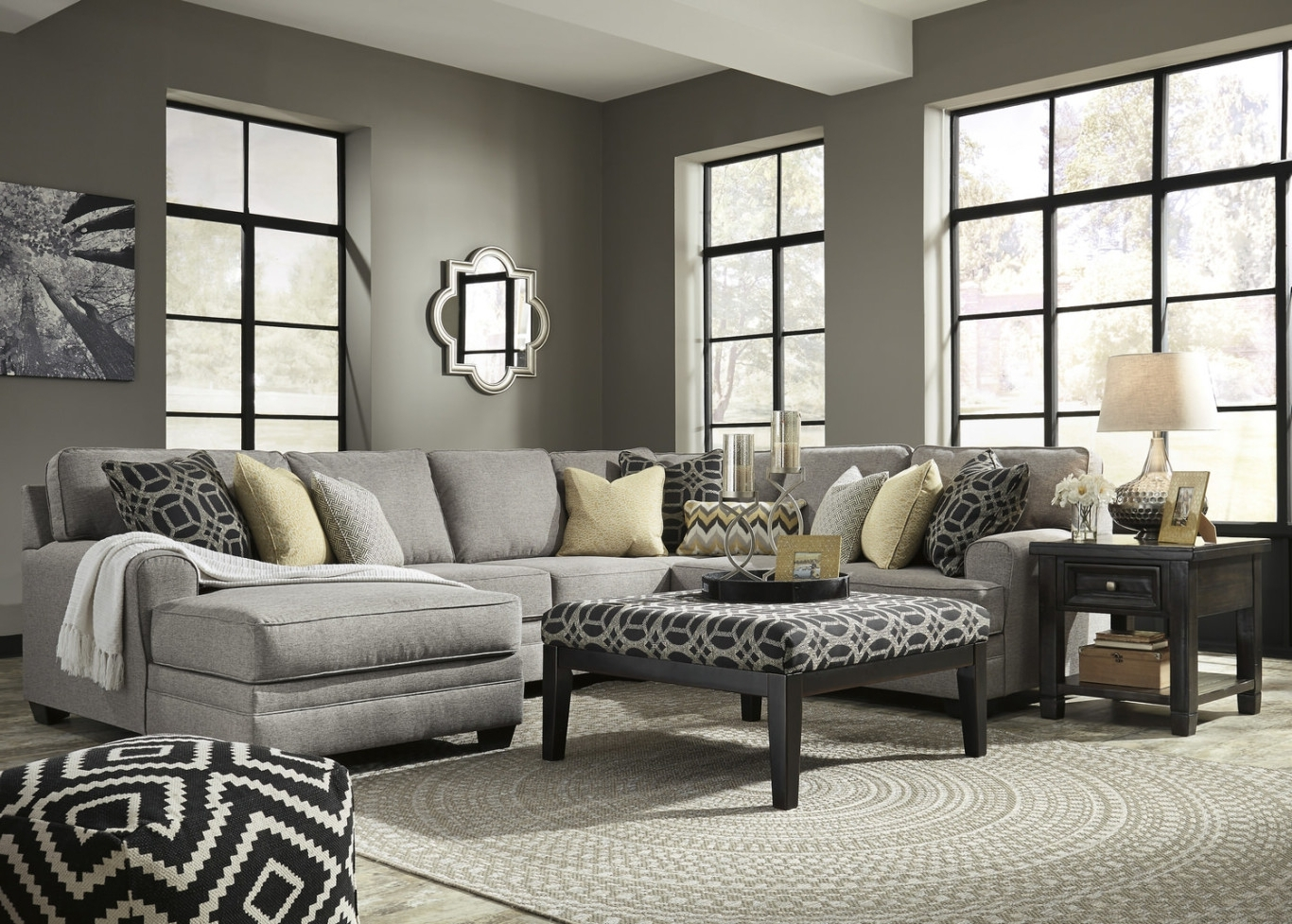 Popular Hom Furniture St Cloud Mn Intended For St Cloud Mn Sectional Sofas (View 7 of 15)