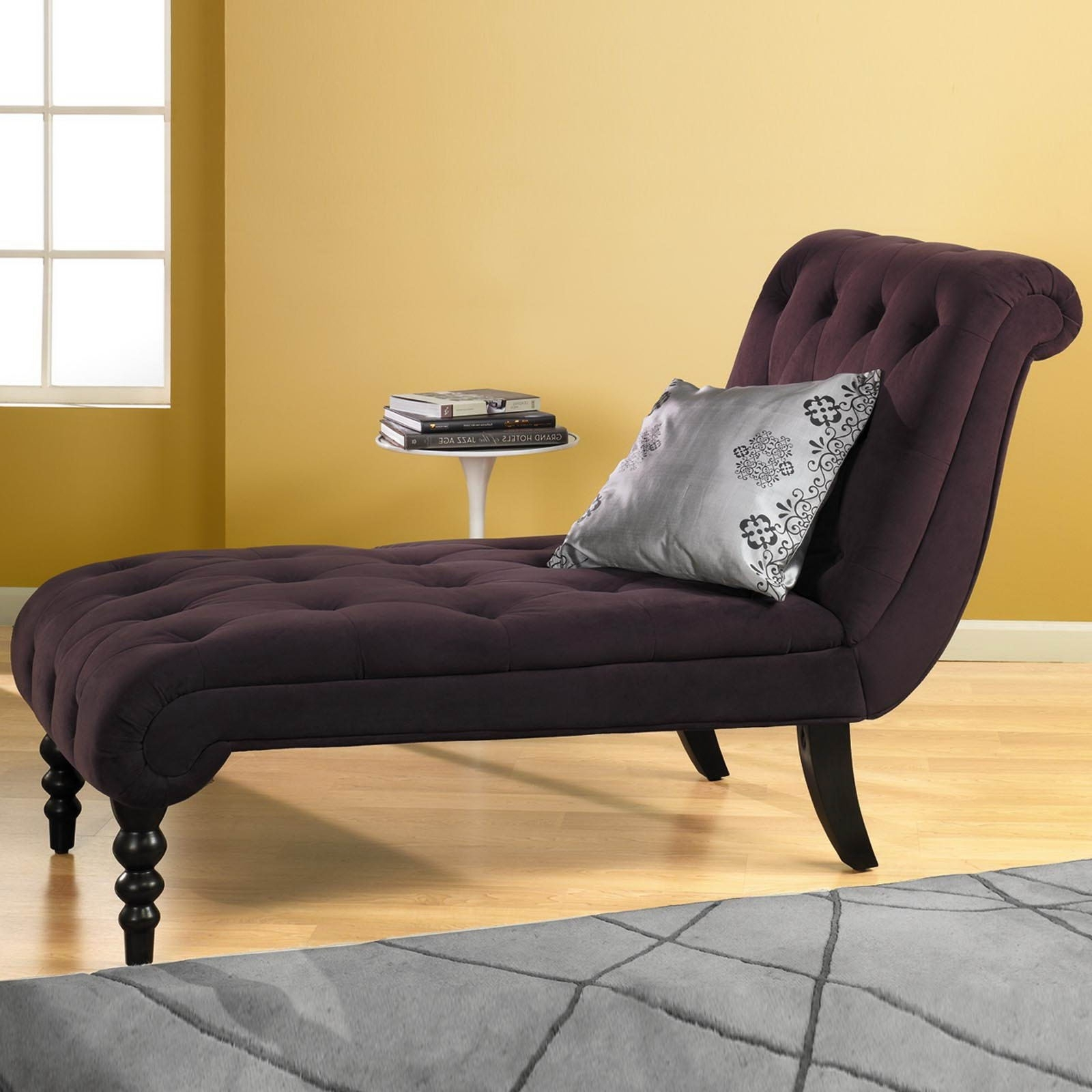 Popular Indoor Chaise Lounge Chairs Within Cool Indoor Chaise Lounge (View 14 of 15)
