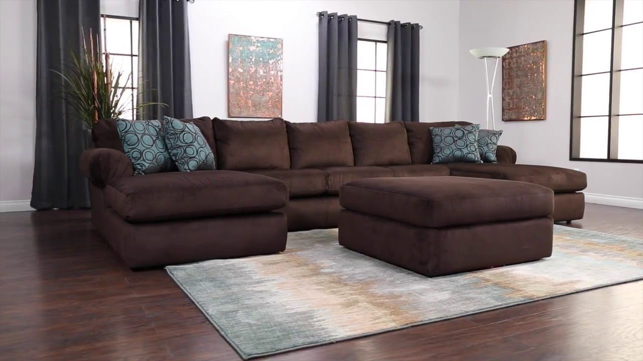 Popular Jerome's Furniture Scottsdale Sectional – Youtube Within Jerome's Sectional Sofas (View 15 of 15)