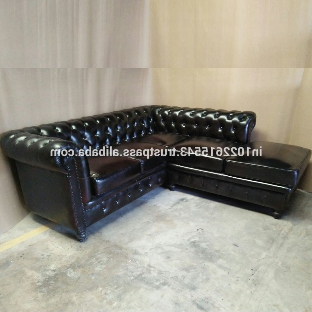 Popular Leather Sectional Sofa, Leather Sectional Sofa Suppliers And For Sectional Sofas Under (View 8 of 15)