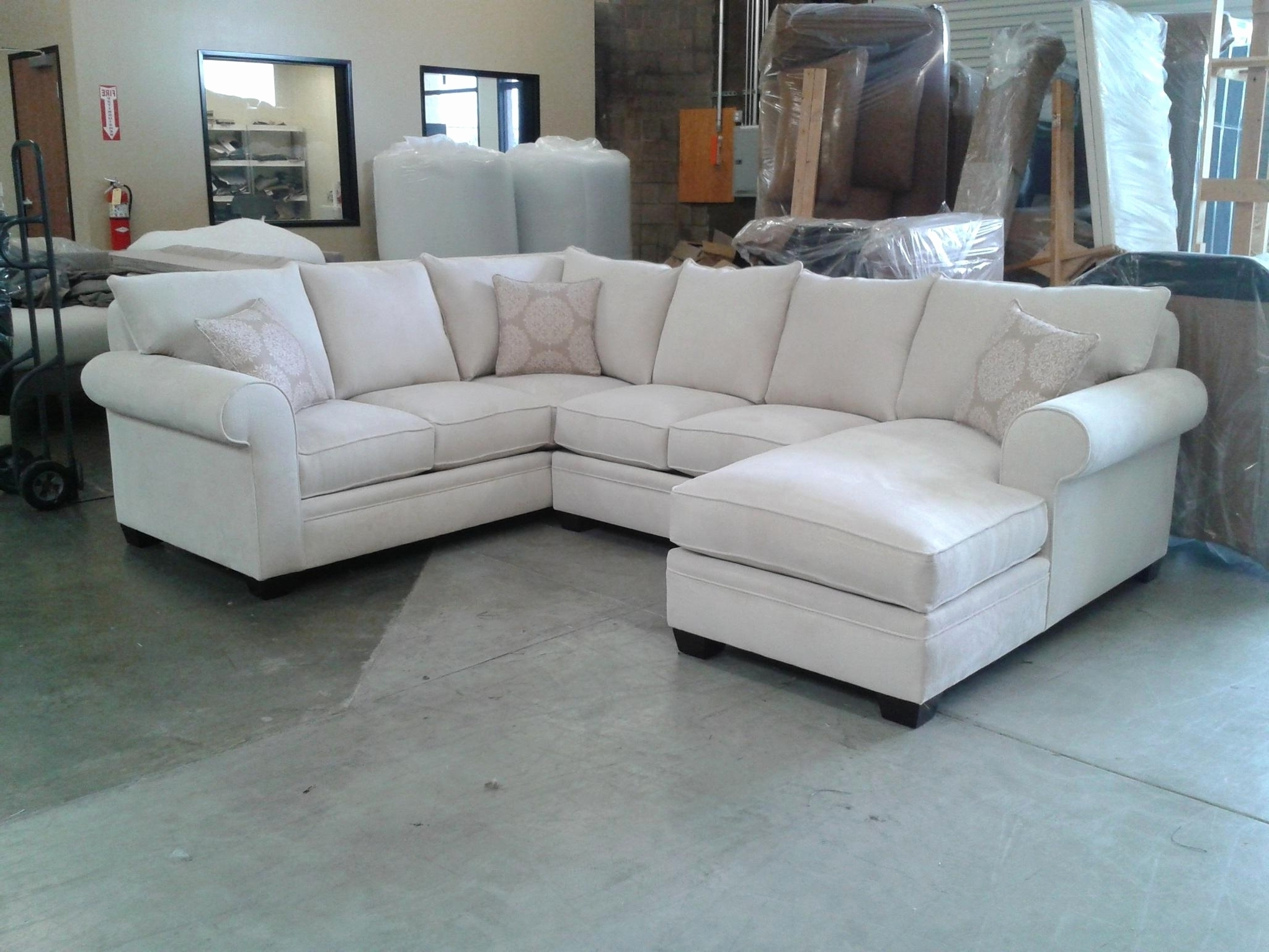 Popular Luxury Down Filled Sectional Sofa 2018 – Couches And Sofas Ideas In Goose Down Sectional Sofas (View 8 of 15)