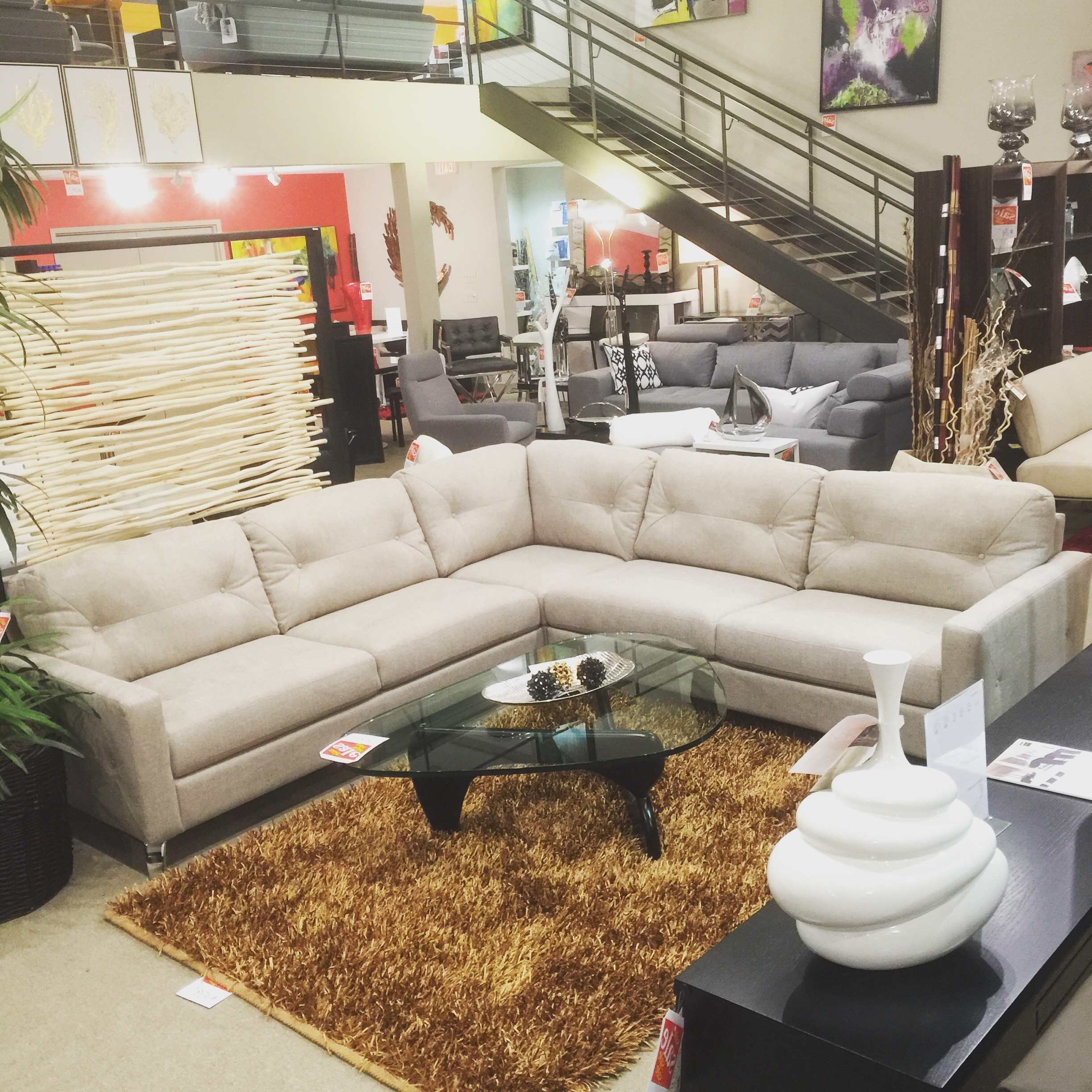 Popular New Orleans Sectional Sofas Intended For Scandinavia Inc. Metairie New Orleans Louisiana Palliser Dot (Gallery 2 of 15)