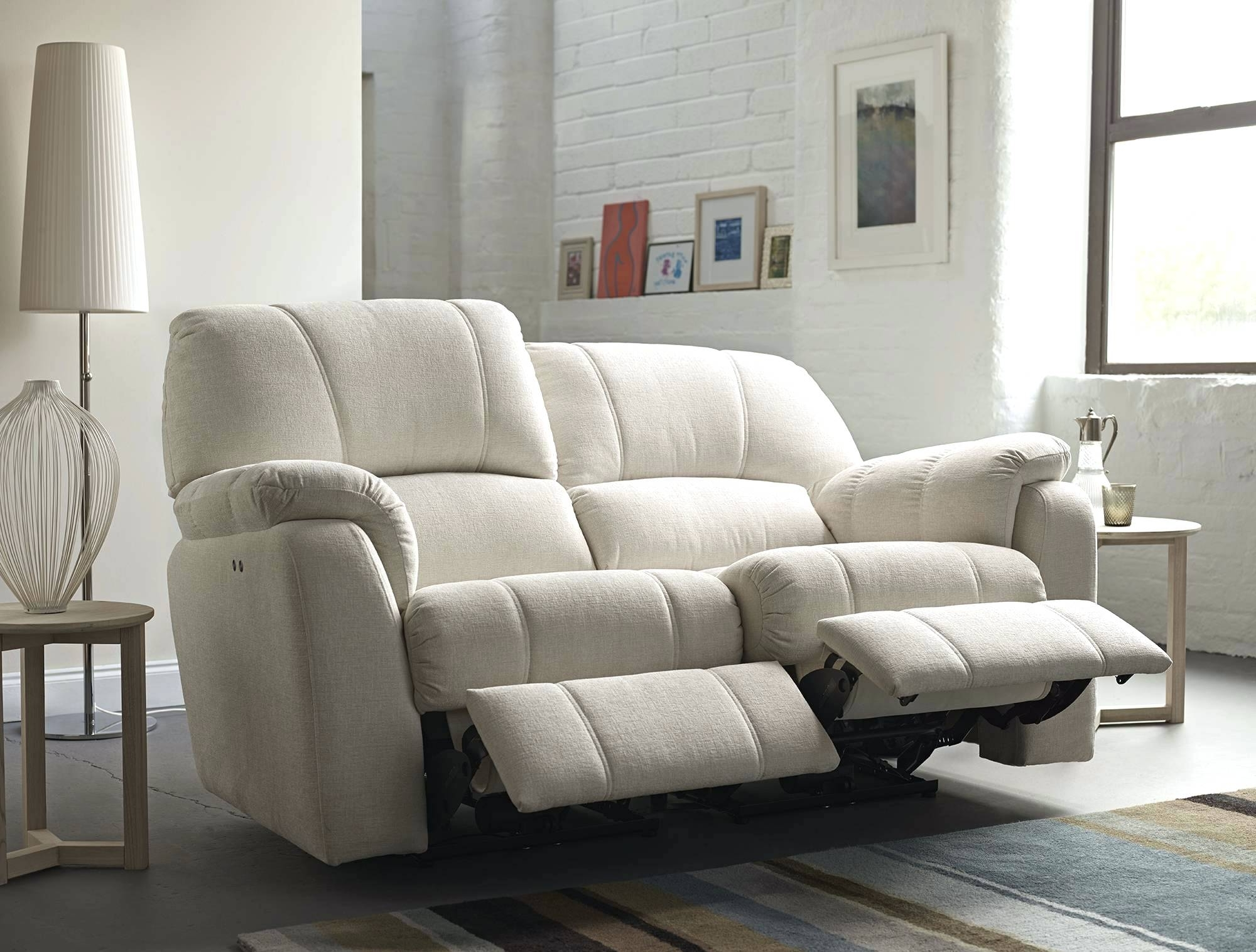 Popular Recliners Chairs & Sofa : Fresh 39 Remarkable 2 Seater Leather Within 2 Seat Recliner Sofas (View 14 of 15)