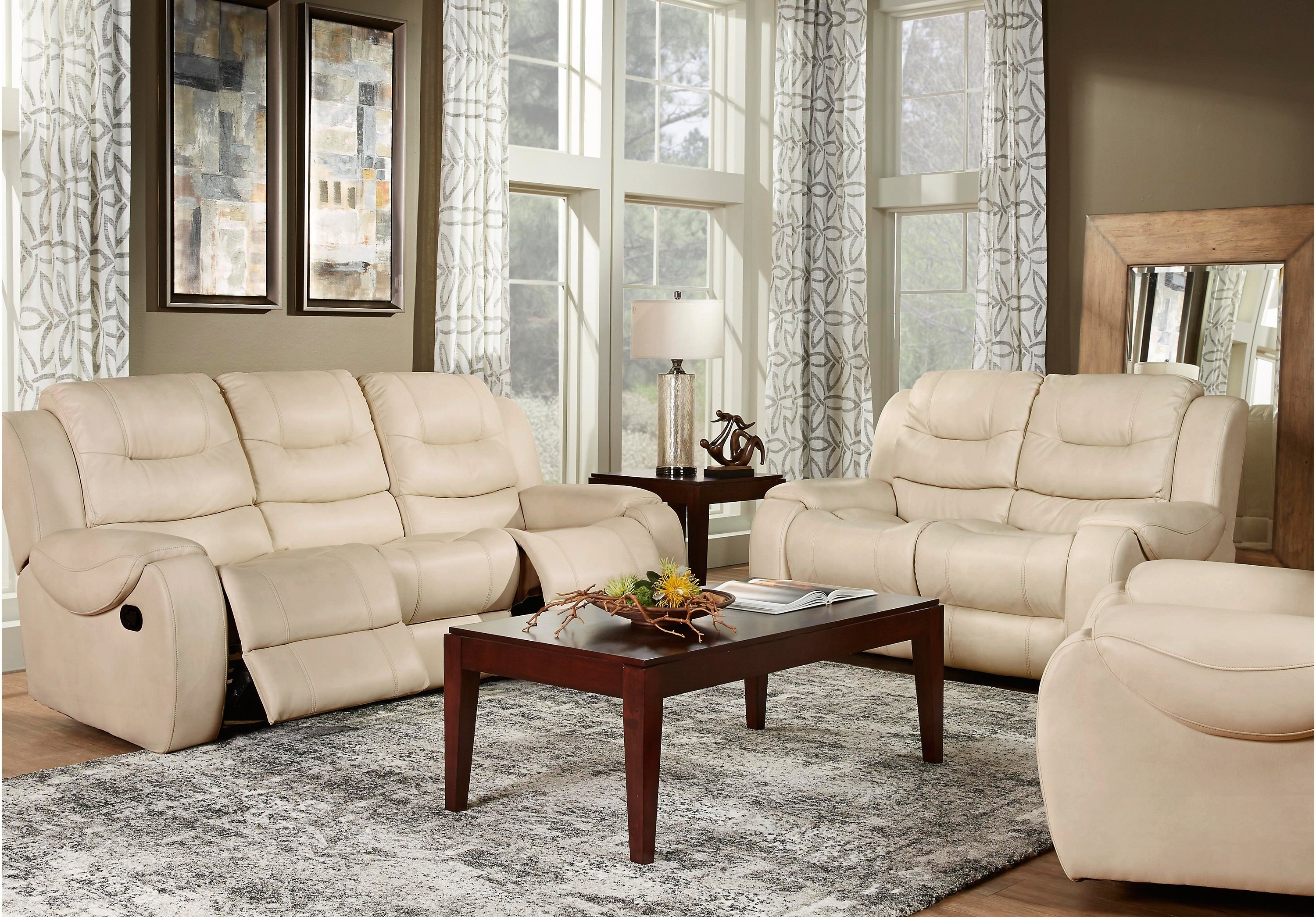 Popular Sectional Sofas At Rooms To Go For Baycliffe Living Room Set Rooms To Go Furniture Luxuriously Supple (View 13 of 15)