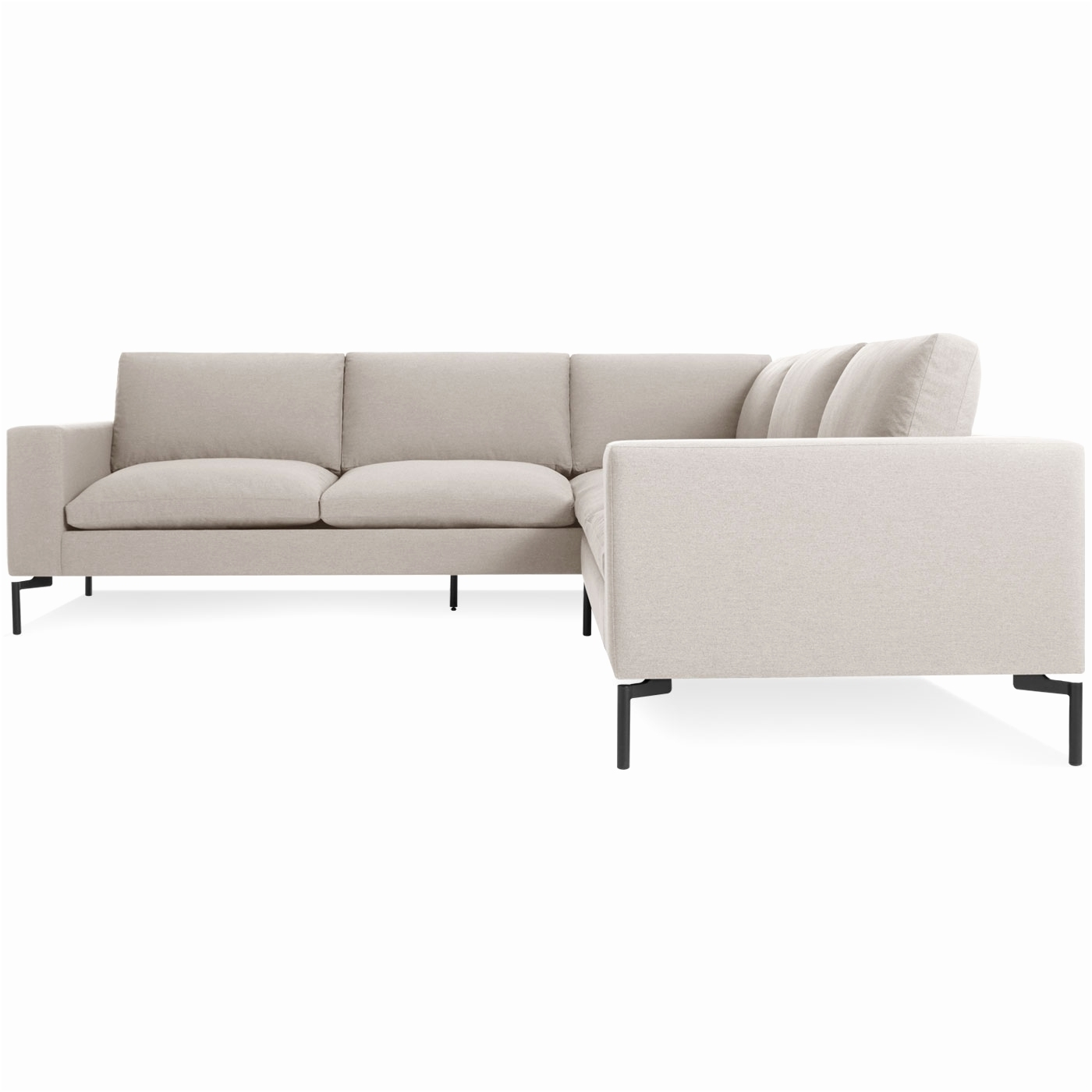 Popular Small Sectional Sofas Regarding Living Room : Best Small Modern Sectionals Sectional Sofa Bed (View 7 of 15)