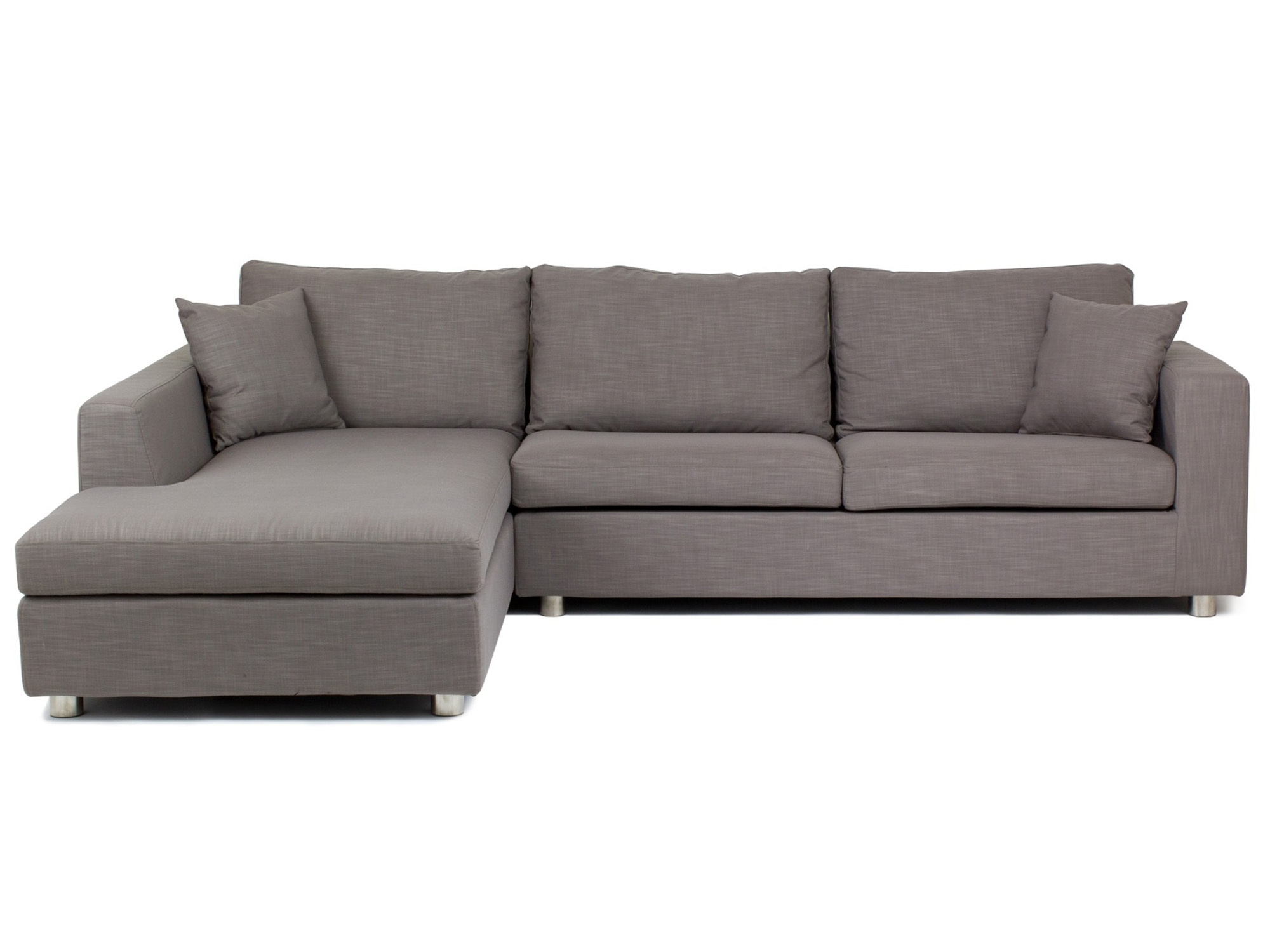Popular Sofa Beds With Chaise Within Chesterfield Chair : Small Spaces Small Chaise Sofa Bed Chaise (View 14 of 15)