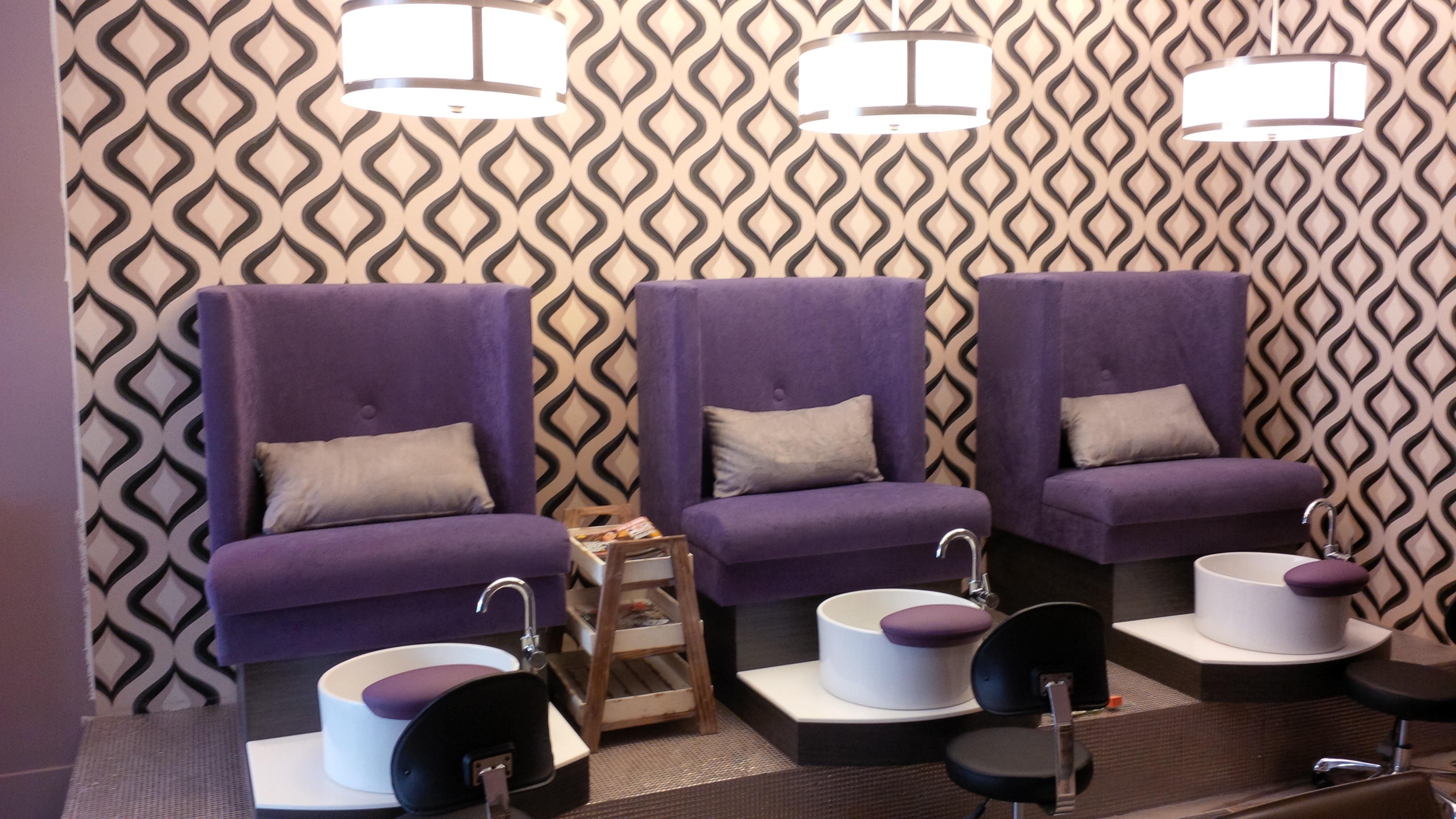 Popular Stella Pedicure Chairs With Our Mode Pedicure Bowls (View 14 of 15)
