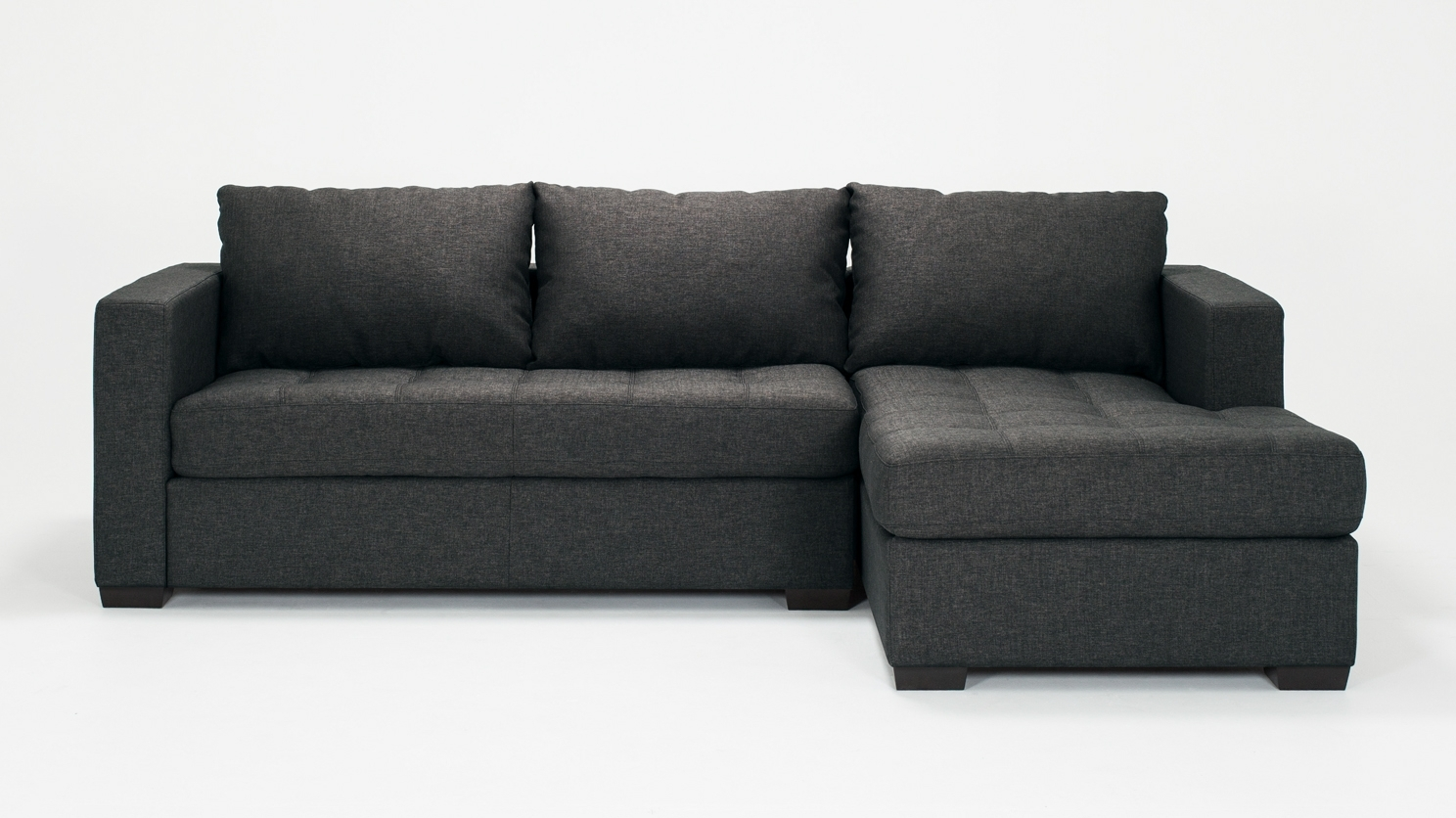 Porter 2 Piece Sectional Sofa With Chaise – Fabric (View 12 of 15)