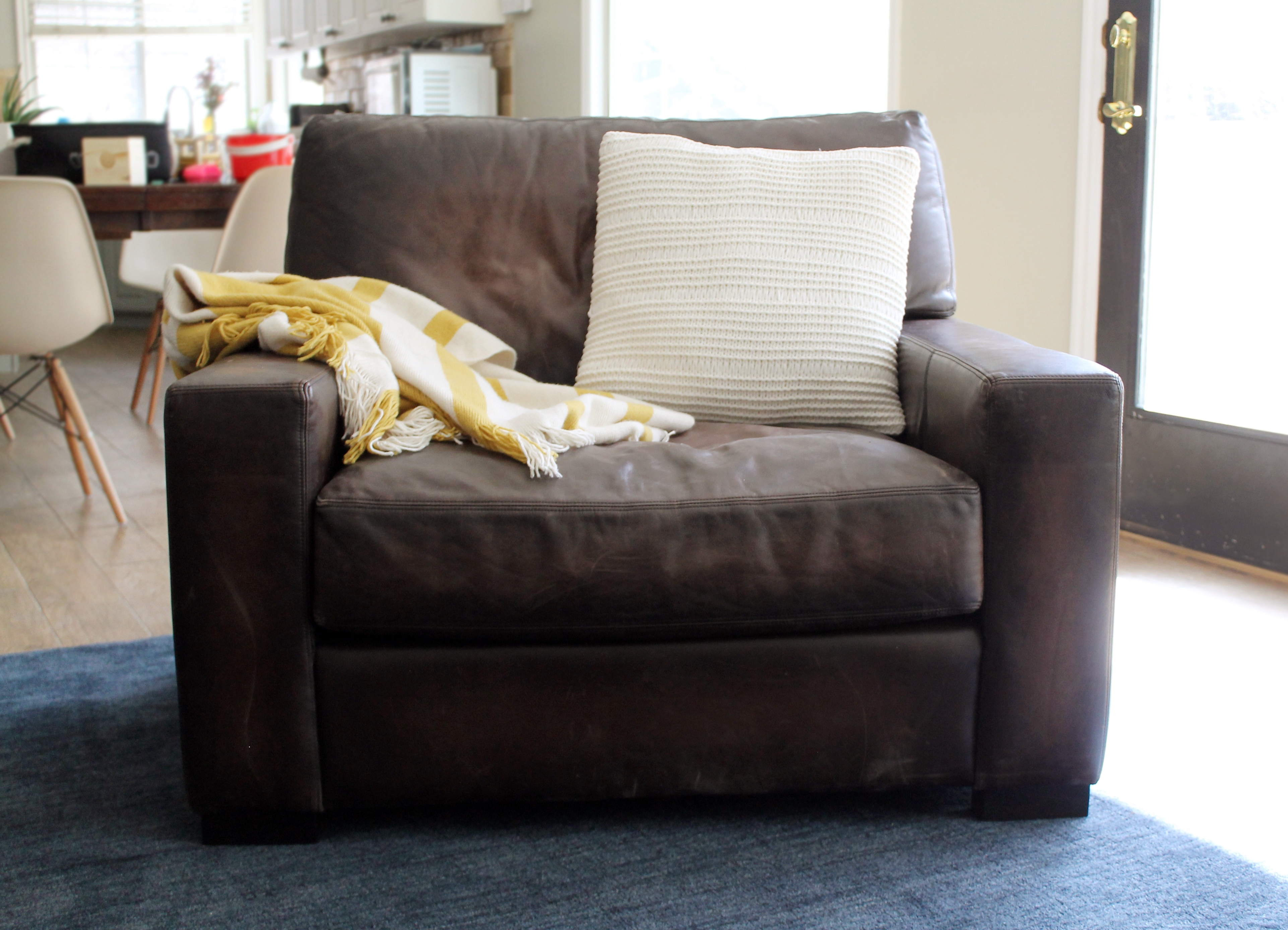 Pottery Barn Sectional Sofas Throughout Trendy Pottery Barn Turner Sofa Knock Off (View 10 of 15)