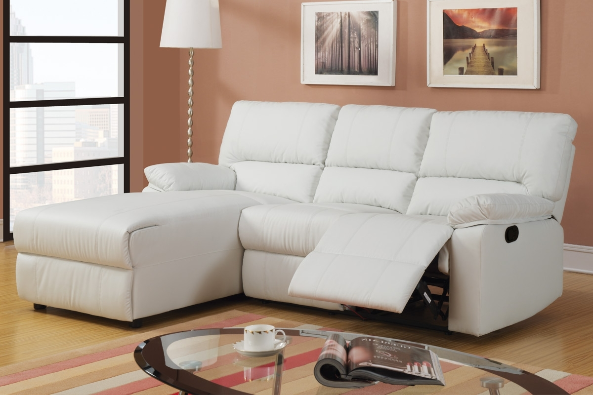 Power Reclining Sectional Reviews Sectional Recliner Sofa With Cup Inside Most Up To Date Reclining Sofas With Chaise (View 7 of 15)