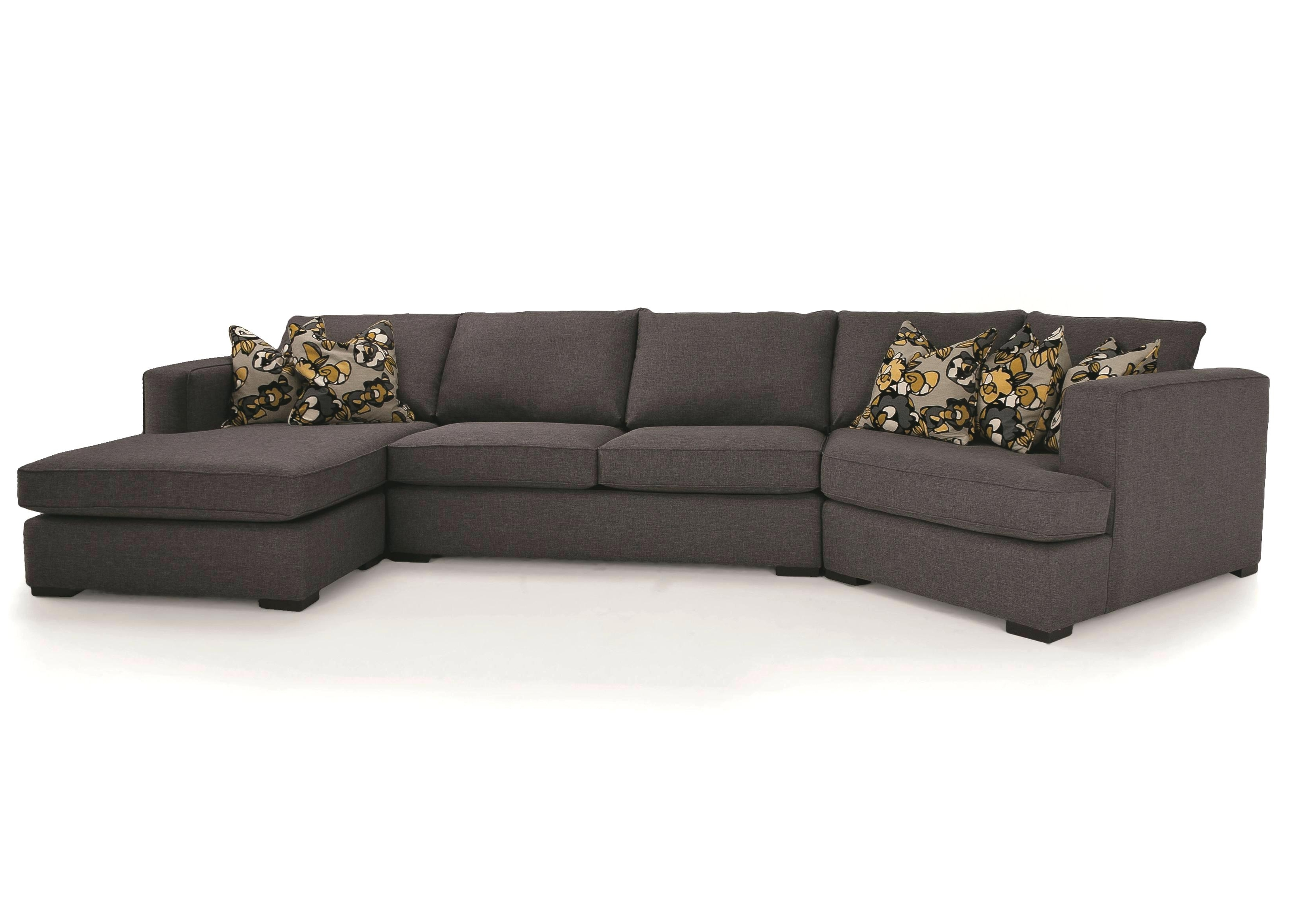 Preferred Amusing Angled Chaise Sofa Also Viewing Photos Of Angled Chaise Inside Angled Chaise Sofas (View 5 of 15)