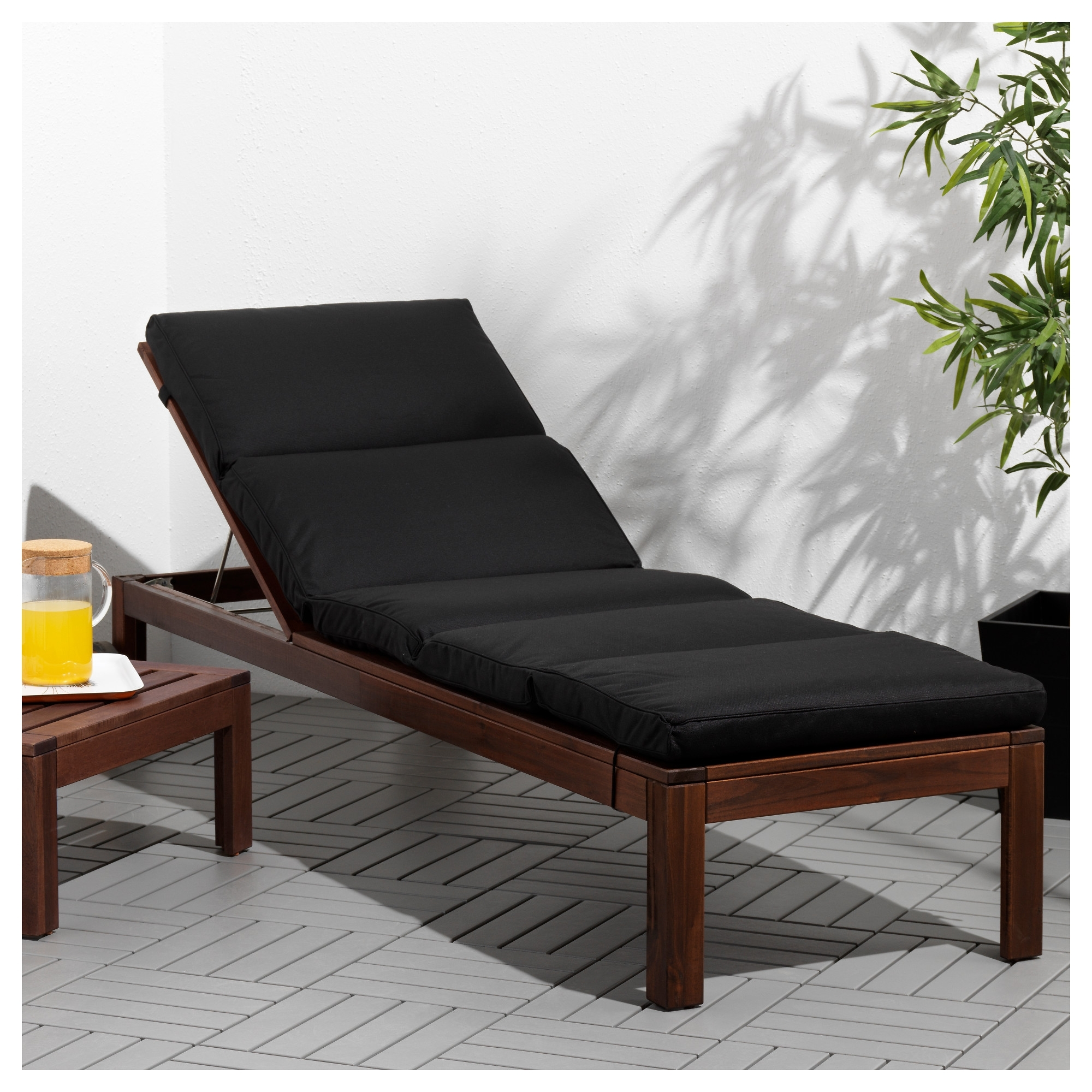 Preferred Äpplarö Chaise – Ikea In Ikea Outdoor Chaise Lounge Chairs (View 14 of 15)