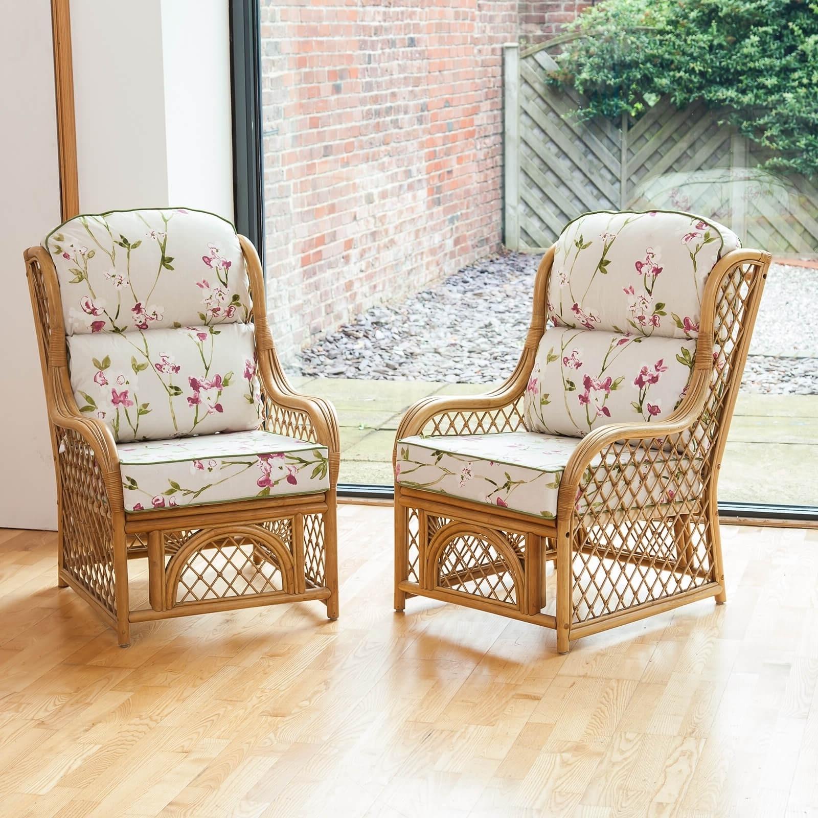 Preferred Armchair : Chintz Drapes Chintz Fabricthe Yard Chintz Fabric With Chintz Sofas (View 13 of 15)